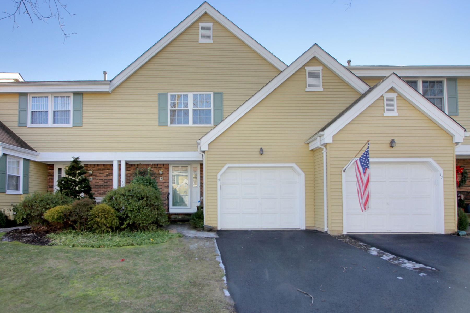townhouses for Sale at Commuter's Dream Townhome 15 Thomas Paine Road Morristown, New Jersey 07960 United States