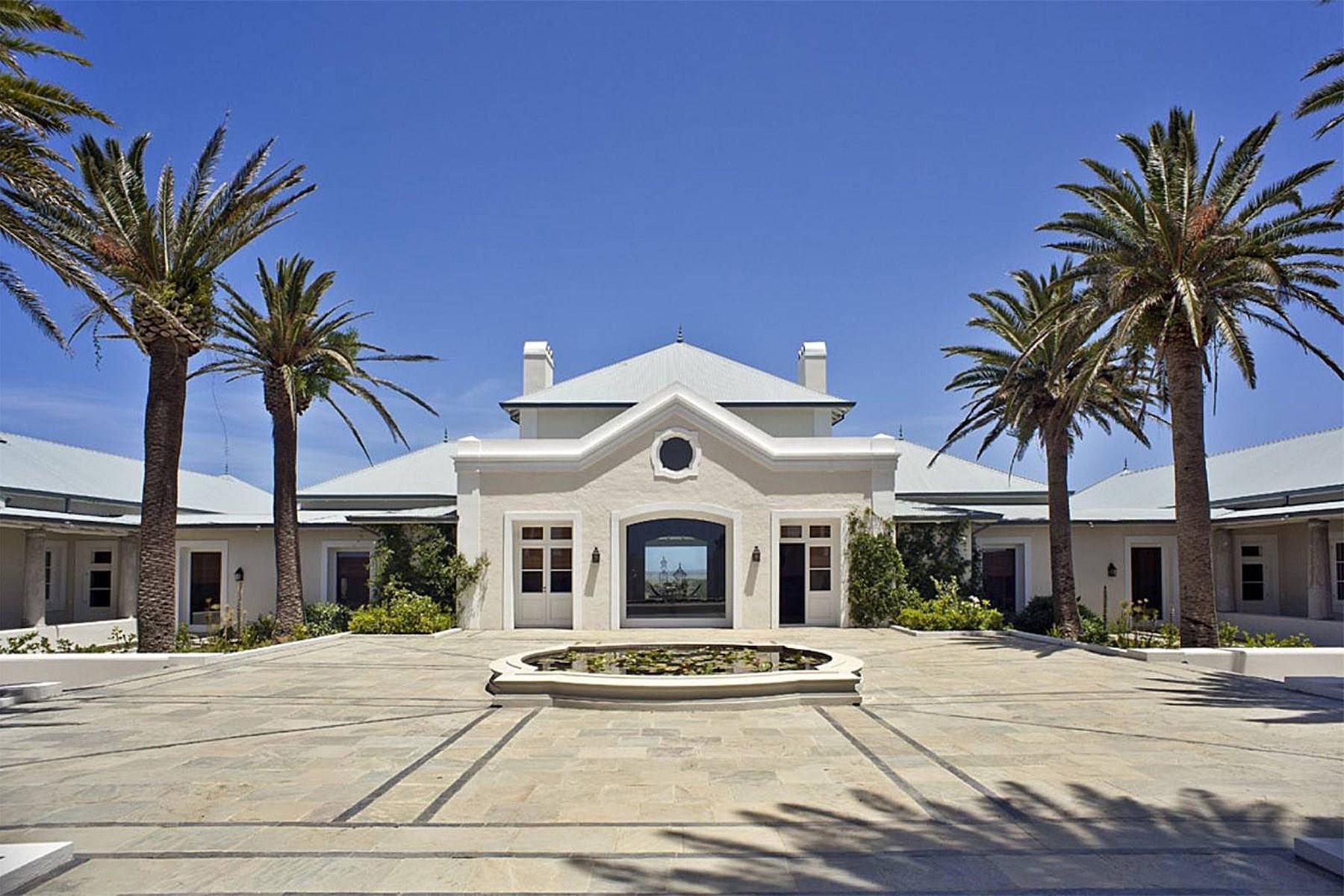 Granjas / Hacienda / Platanción por un Venta en Magnificent mansion in La Barra La Barra, Maldonado Uruguay