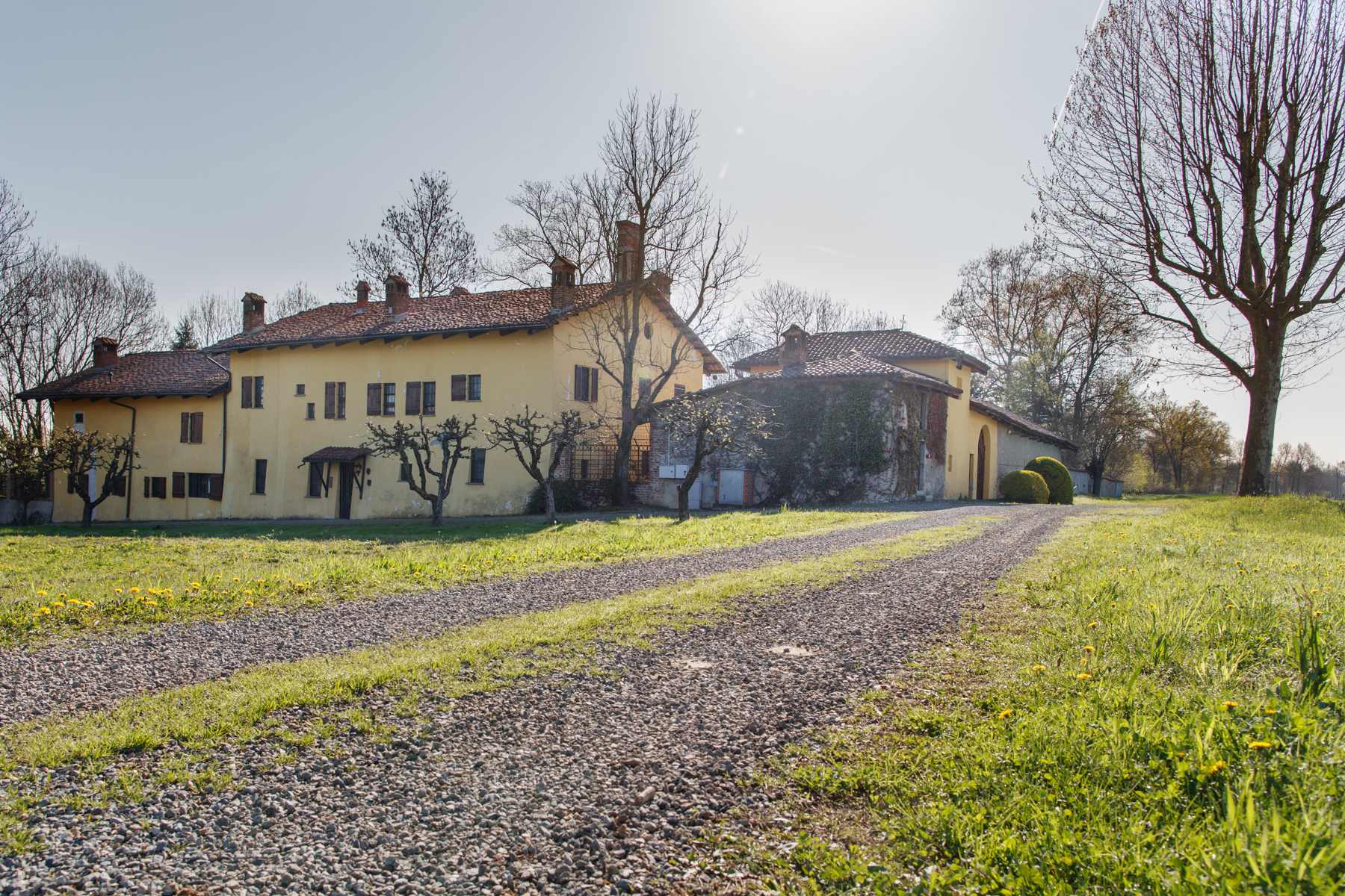 Single Family Home for Sale at Historic farmhouse surrounded by a park Via Giuseppe Cavallo Other Turin, Turin 10078 Italy