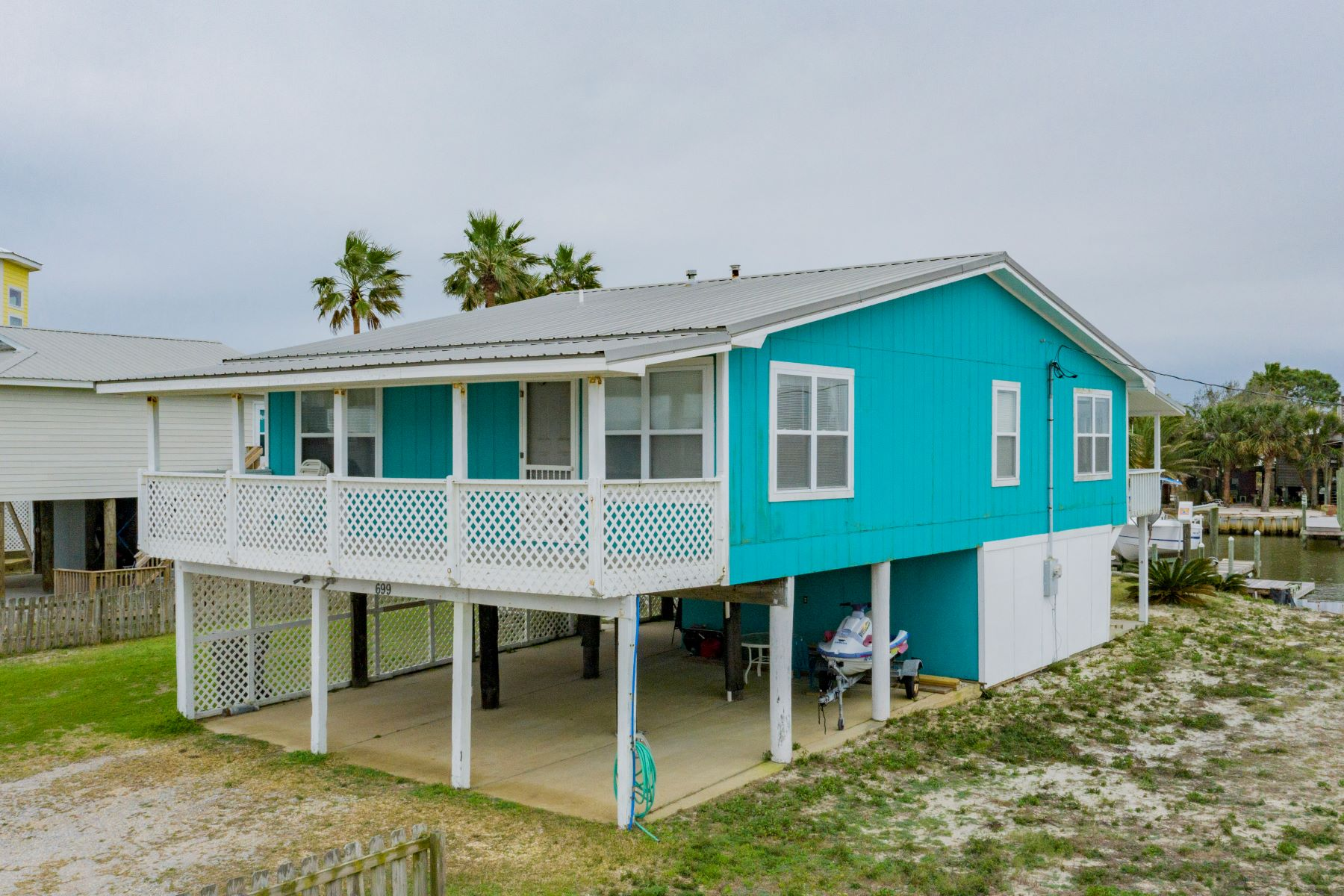 Single Family Homes por un Venta en Cherokee in Gulf Shores 699 Cherokee Road Gulf Shores, Alabama 36542 Estados Unidos