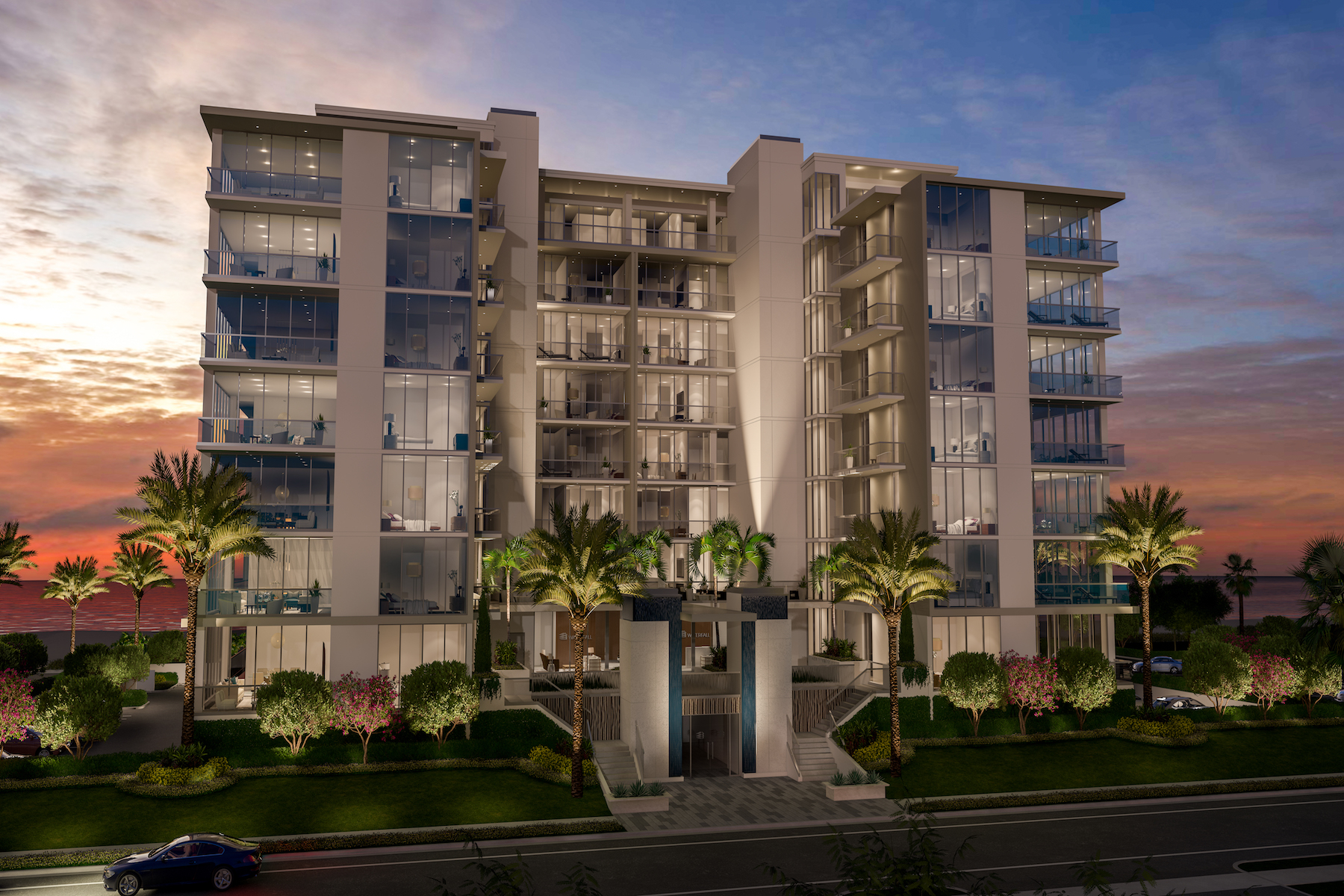 Condominiums for Sale at Pre-Constructed Condo with Ocean Views 1401 1st St S STE 702 Jacksonville Beach, Florida 32250 United States