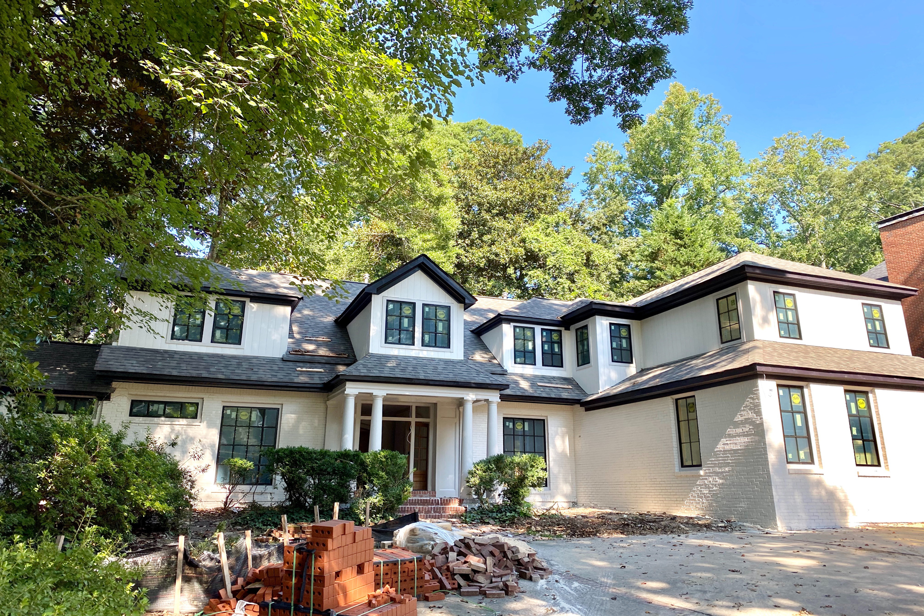 Property for Sale at Renovated Traditional Home in Buckhead 3230 W Andrews Drive NW Atlanta, Georgia 30305 United States