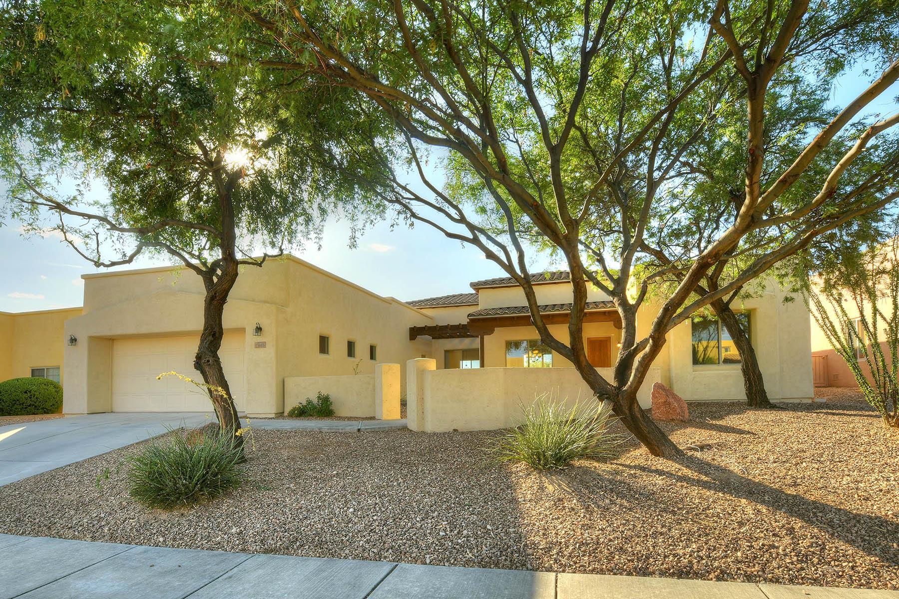 Single Family Homes por un Venta en Peaceful Gated Community of Wingview 13985 E Sage Hills Drive Vail, Arizona 85641 Estados Unidos