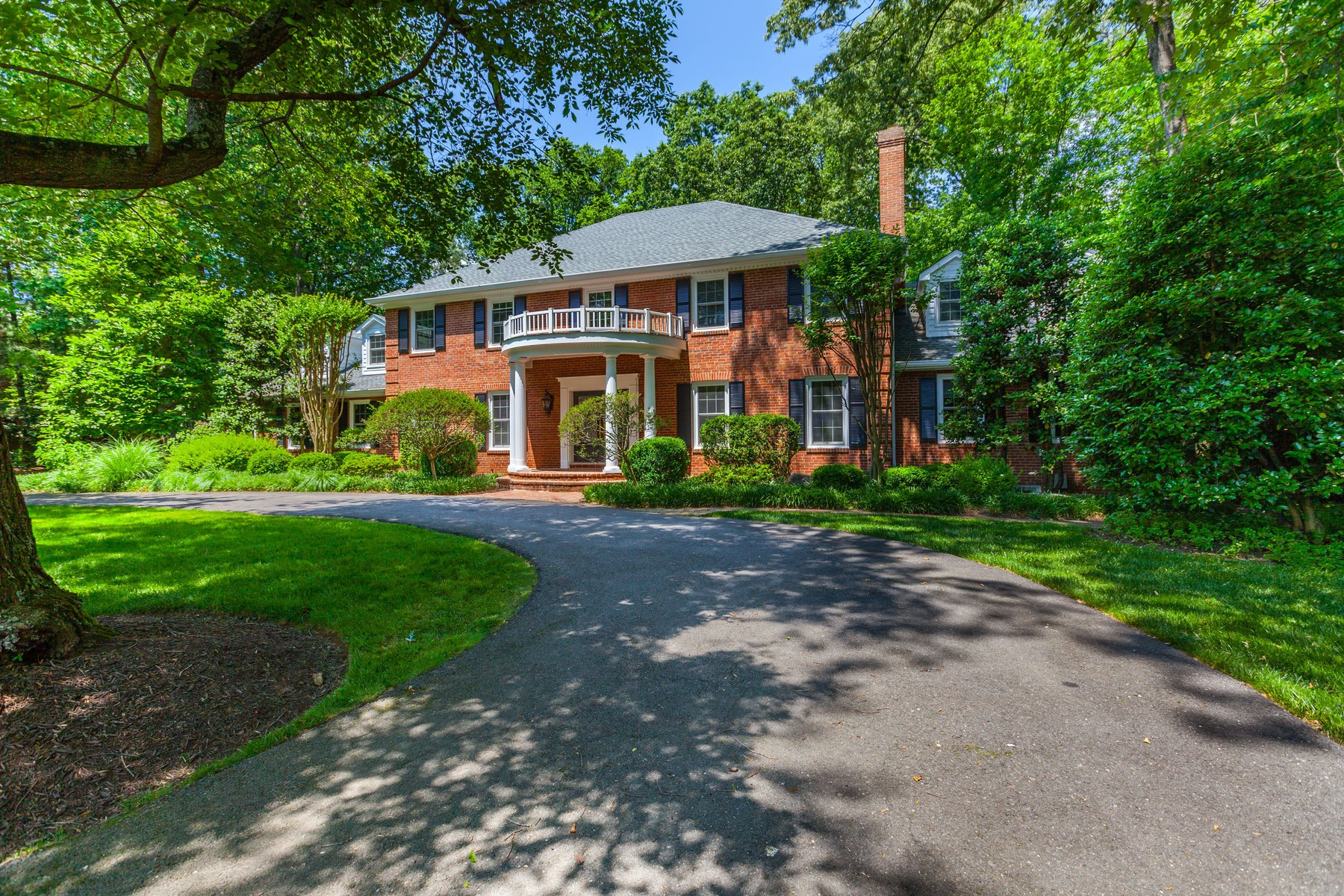 Single Family Home for Sale at Gorgeous Williamsburg Colonial 1008 Woburn Ct McLean, Virginia, 22102 United States