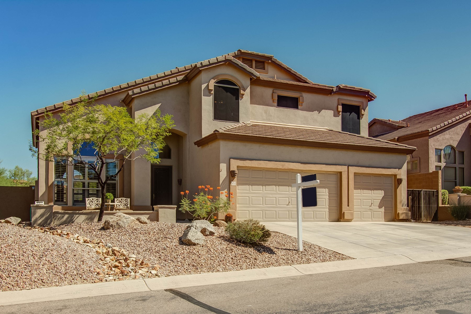 Single Family Homes por un Venta en Las Sendas 8010 E SIENNA ST Mesa, Arizona 85207 Estados Unidos