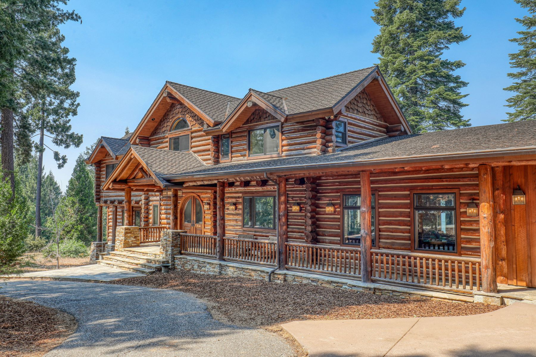 Additional photo for property listing at Expansive Views of Yuba River 21678 State Hwy 20 Nevada City, California 95959 United States