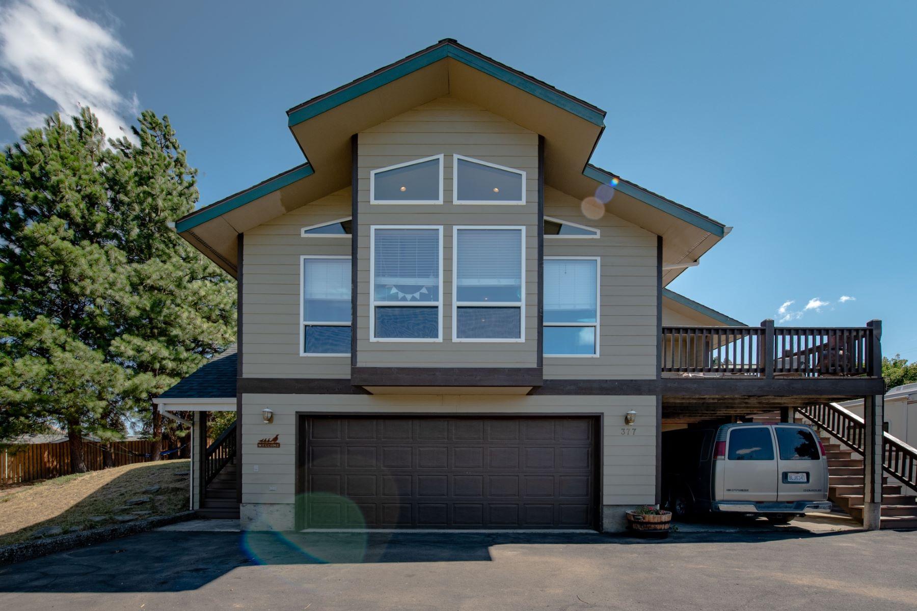 Single Family Homes por un Venta en 377 NW Spring Street White Salmon, Washington 98672 Estados Unidos
