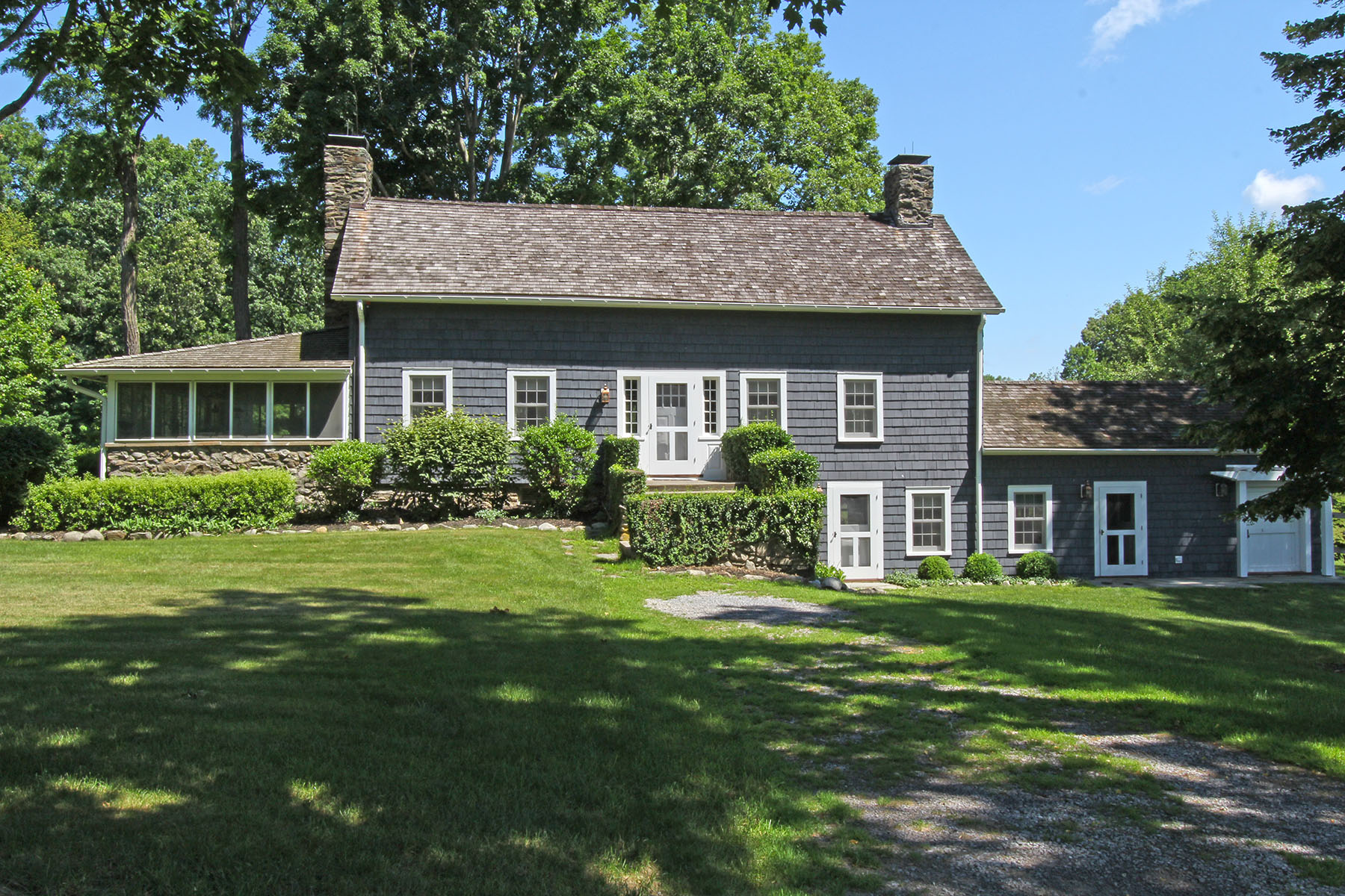 Maison unifamiliale pour l Vente à Basswood Farm 218 Smith Road Pleasant Valley, New York 12569 États-Unis