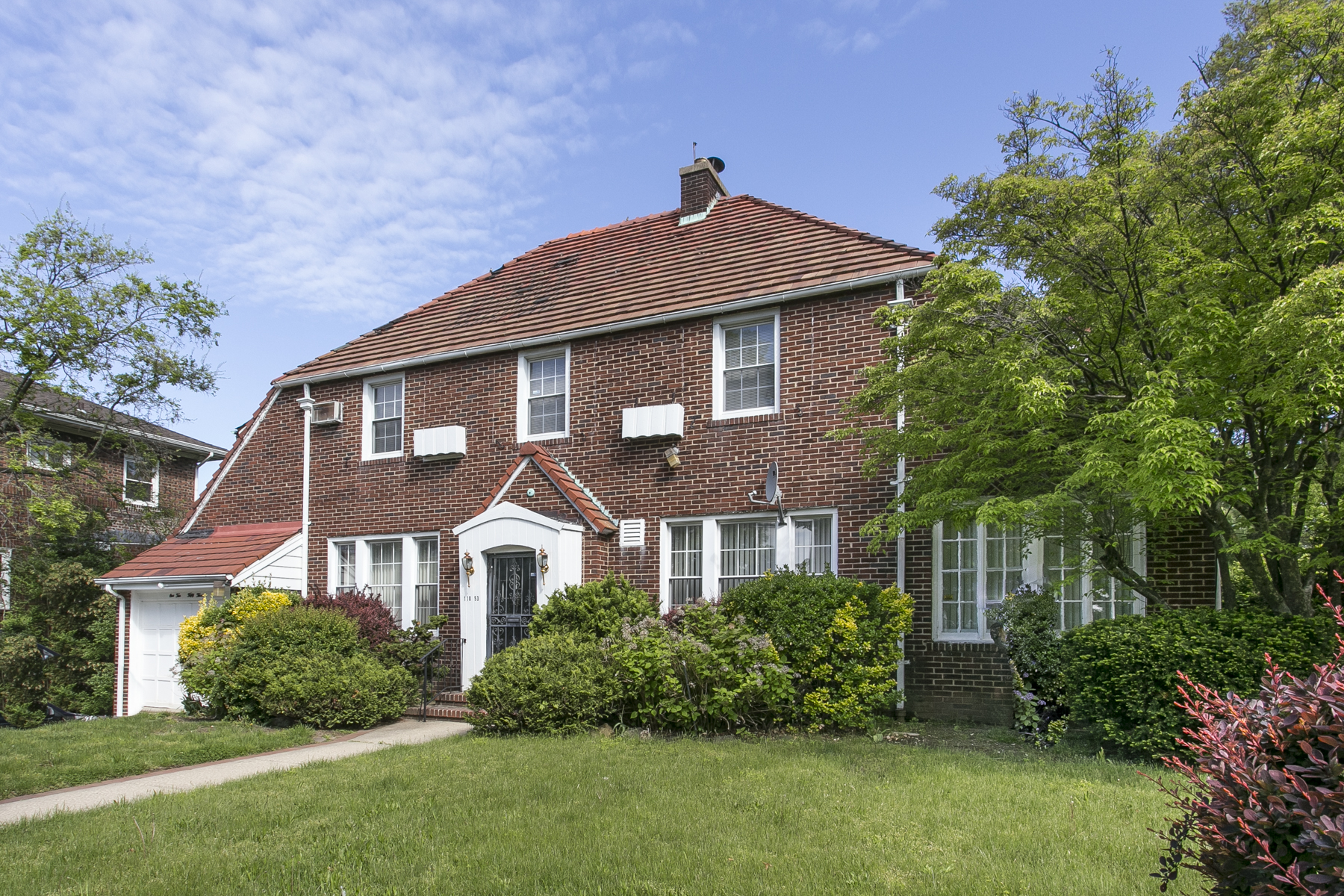 "Single Family Home for Rent at ""SINGLE FAMILY BRICK HOME IN THE CORD MEYER NEIGHBORHOOD"" 110-53 69th Road, Forest Hills, New York 11375 United States"