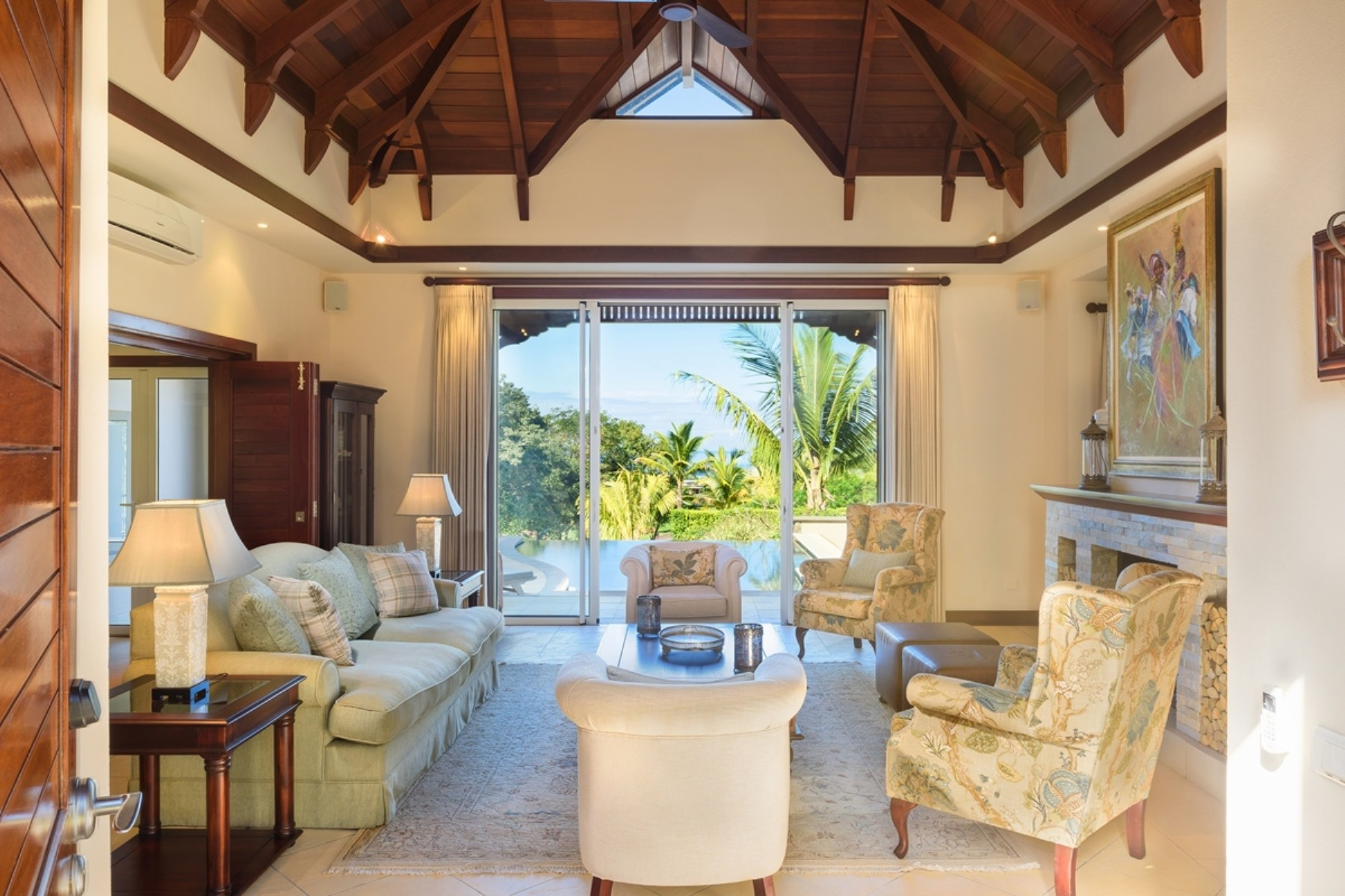 Single Family Home for Sale at 54, Villas Valriche Bel Ombre, Savanne, Mauritius