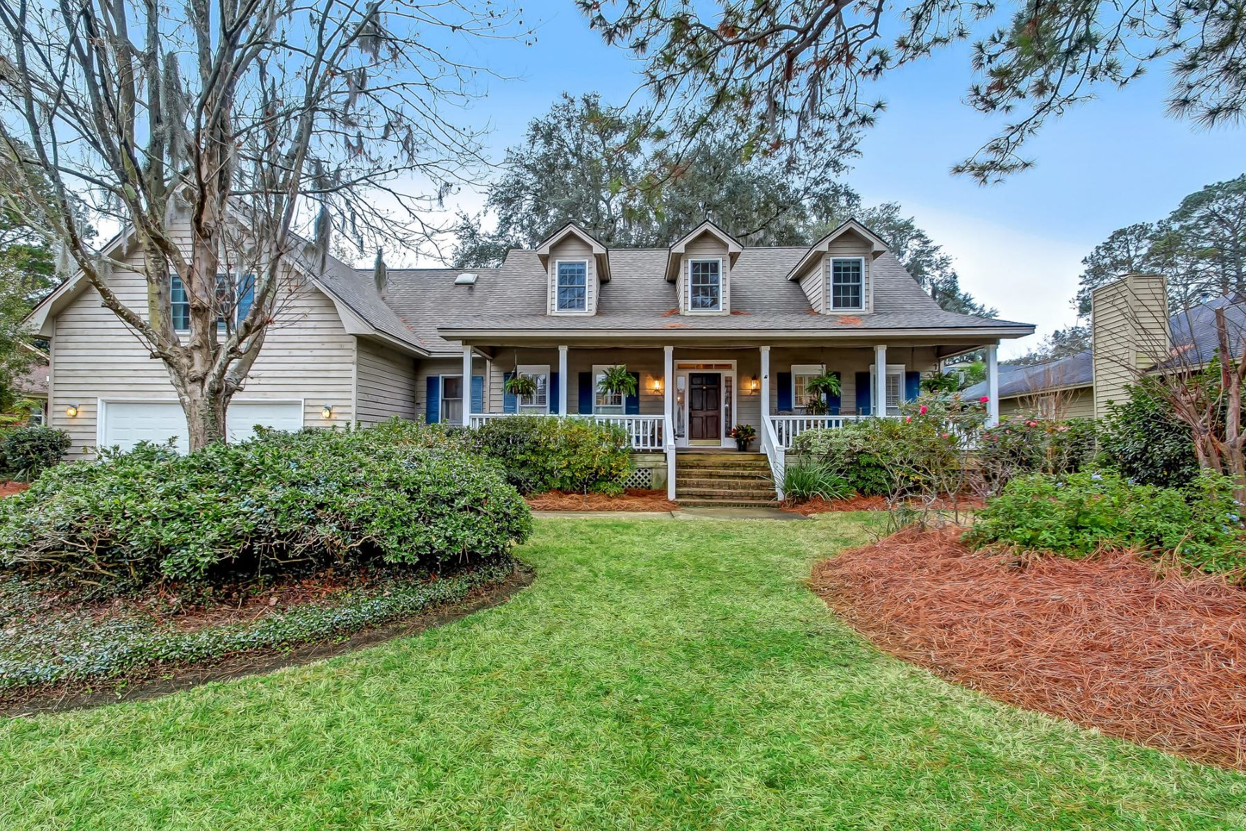 Single Family Home for Sale at 131 Cardinal Road 131 Cardinal Road Savannah, Georgia 31406 United States