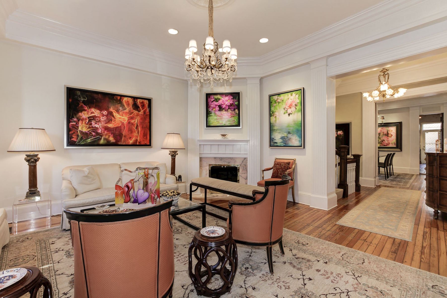Townhouse for Sale at Kalorama 1827 Phelps Place Nw Kalorama, Washington, District Of Columbia, 20008 United States