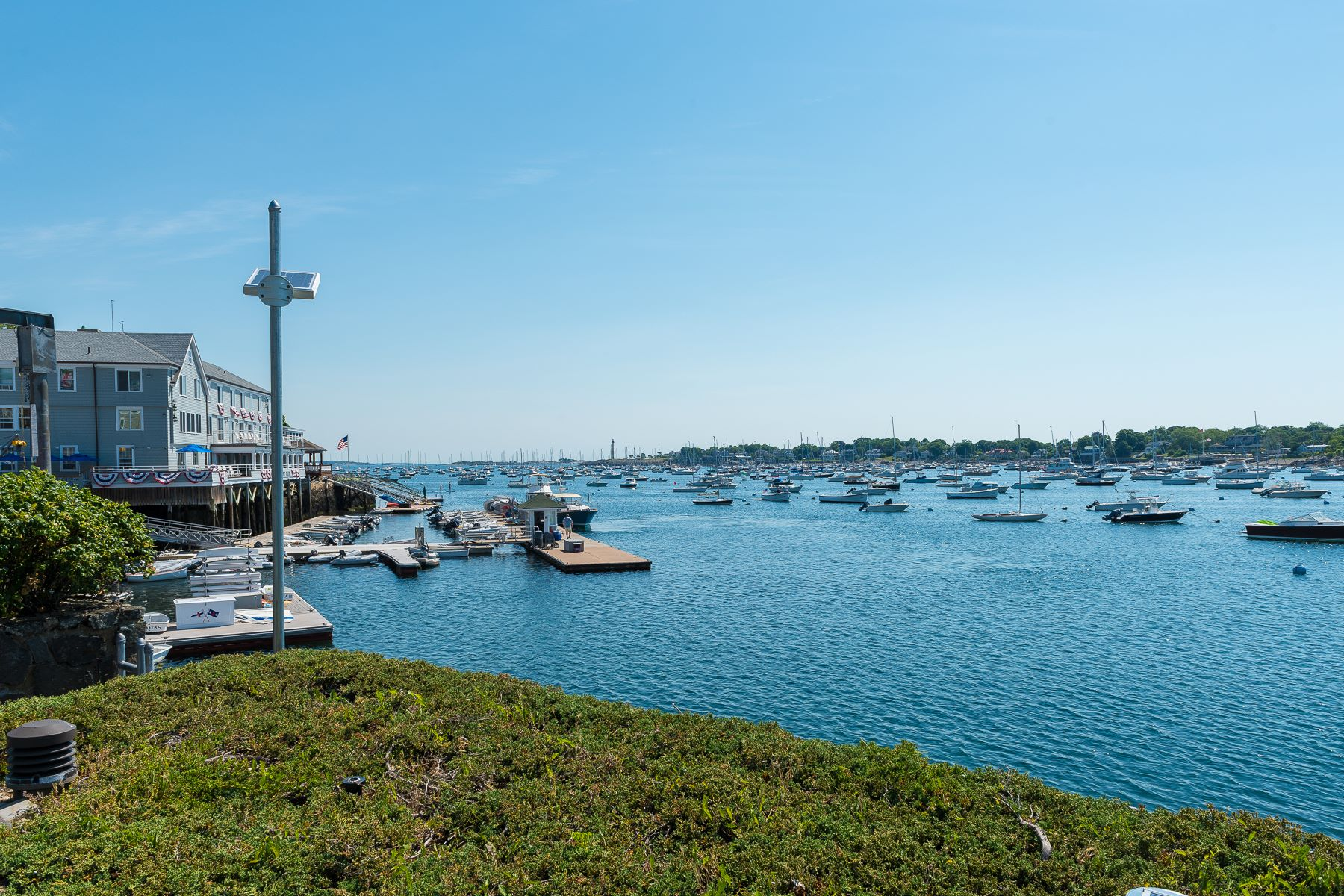 Condominium for Sale at Meticulously Redesigned Harbor Front Condominium 24 Lee Street B9 Marblehead, Massachusetts 01945 United States