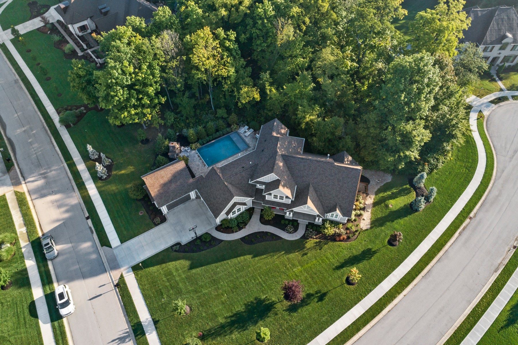 Single Family Homes for Active at Gorgeous Home 15815 Shining Spring Drive Westfield, Indiana 46074 United States