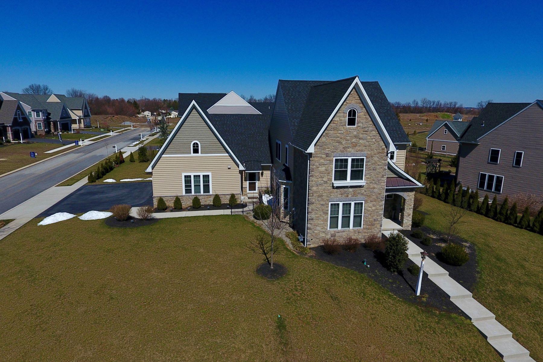 Maison unifamiliale pour l Vente à 5801 Wild Lilac Drive East Petersburg, Pennsylvanie 17520 États-Unis
