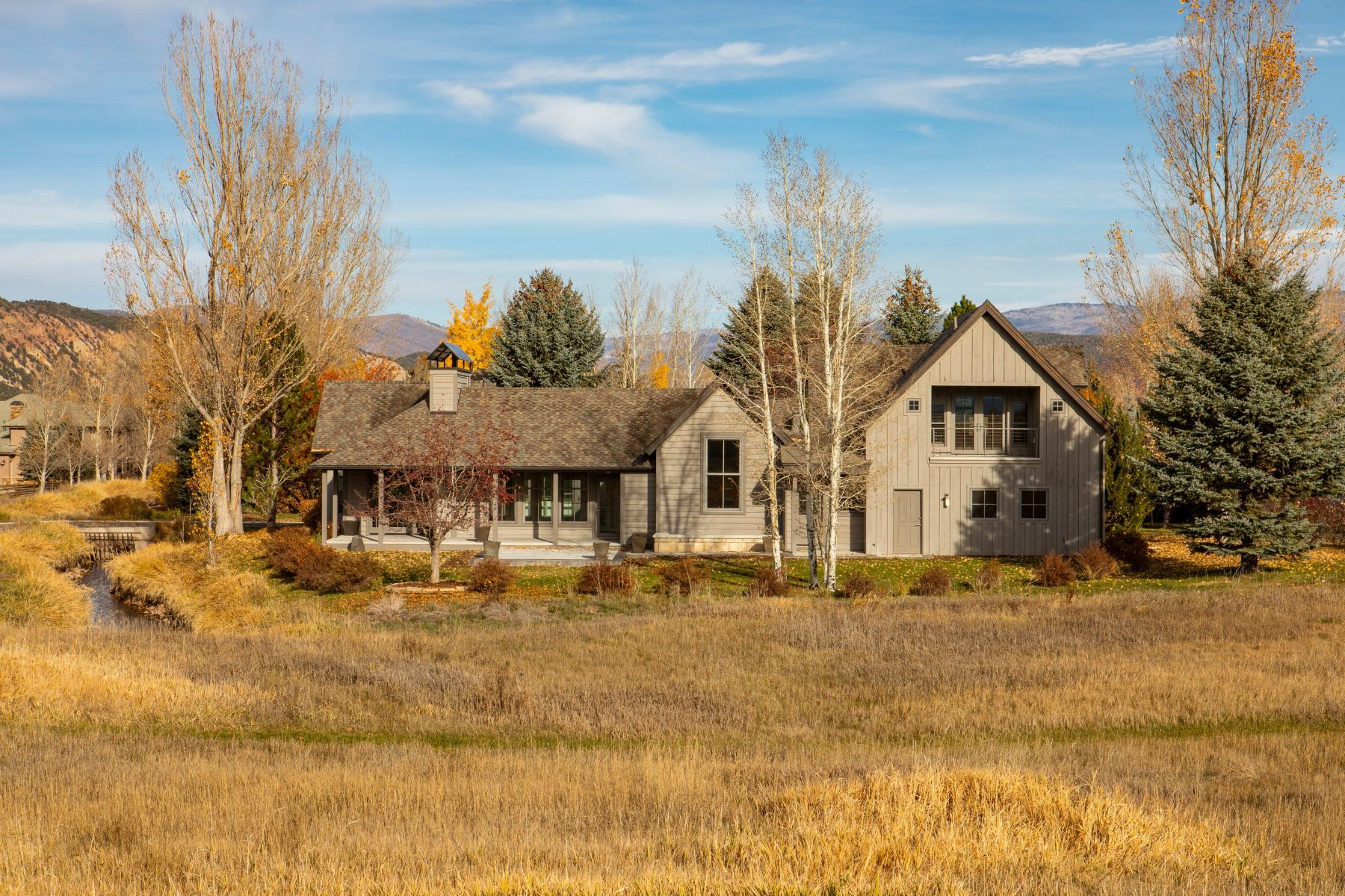 Single Family Homes for Active at Aspen Glen Lot E-40 200 W Diamond A Ranch Road Carbondale, Colorado 81623 United States