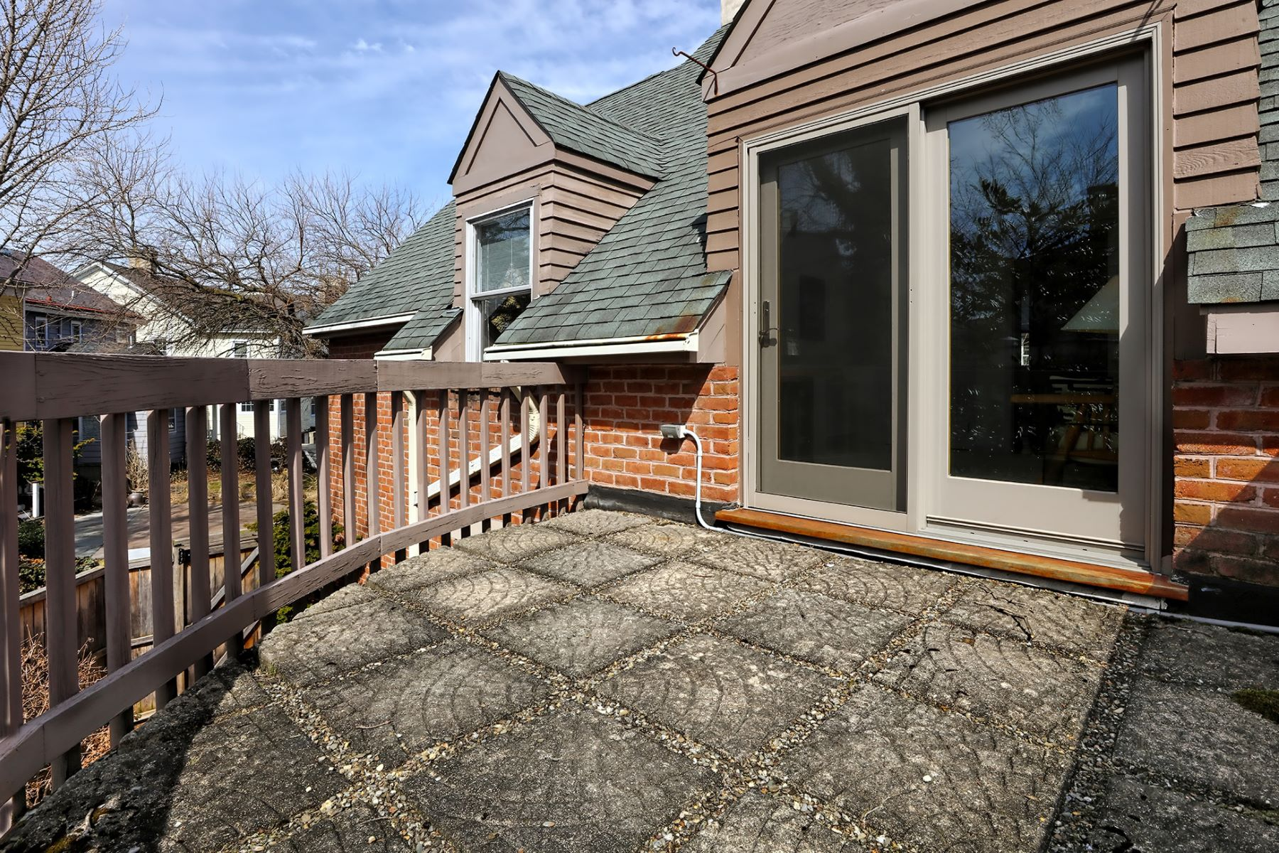 Additional photo for property listing at So Nicely Tucked Away, So Close to the University 5 Firestone Court, Princeton, New Jersey 08540 United States
