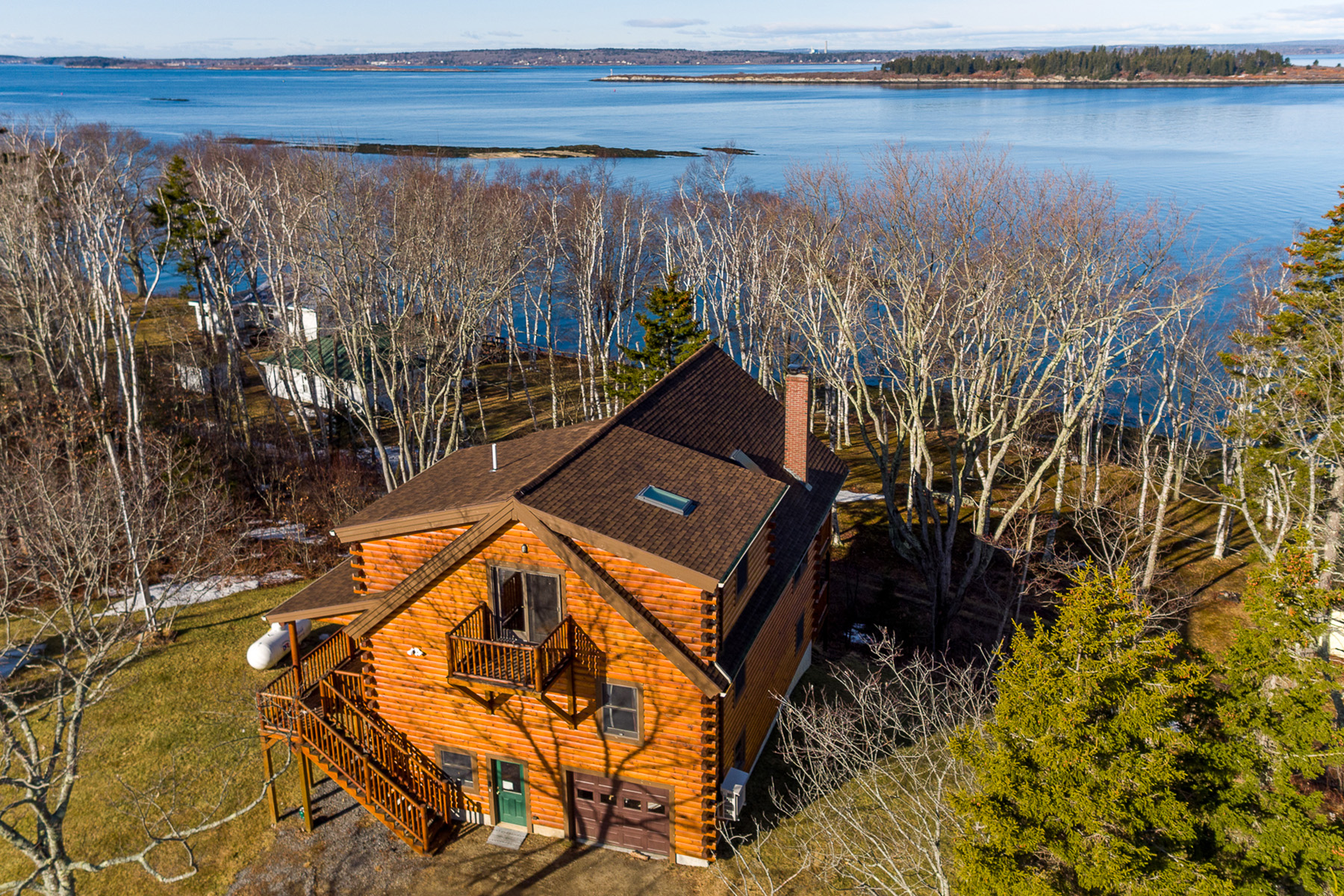Additional photo for property listing at 464 Basin Point Road 464 Basin Point Road Harpswell, Maine 04079 United States