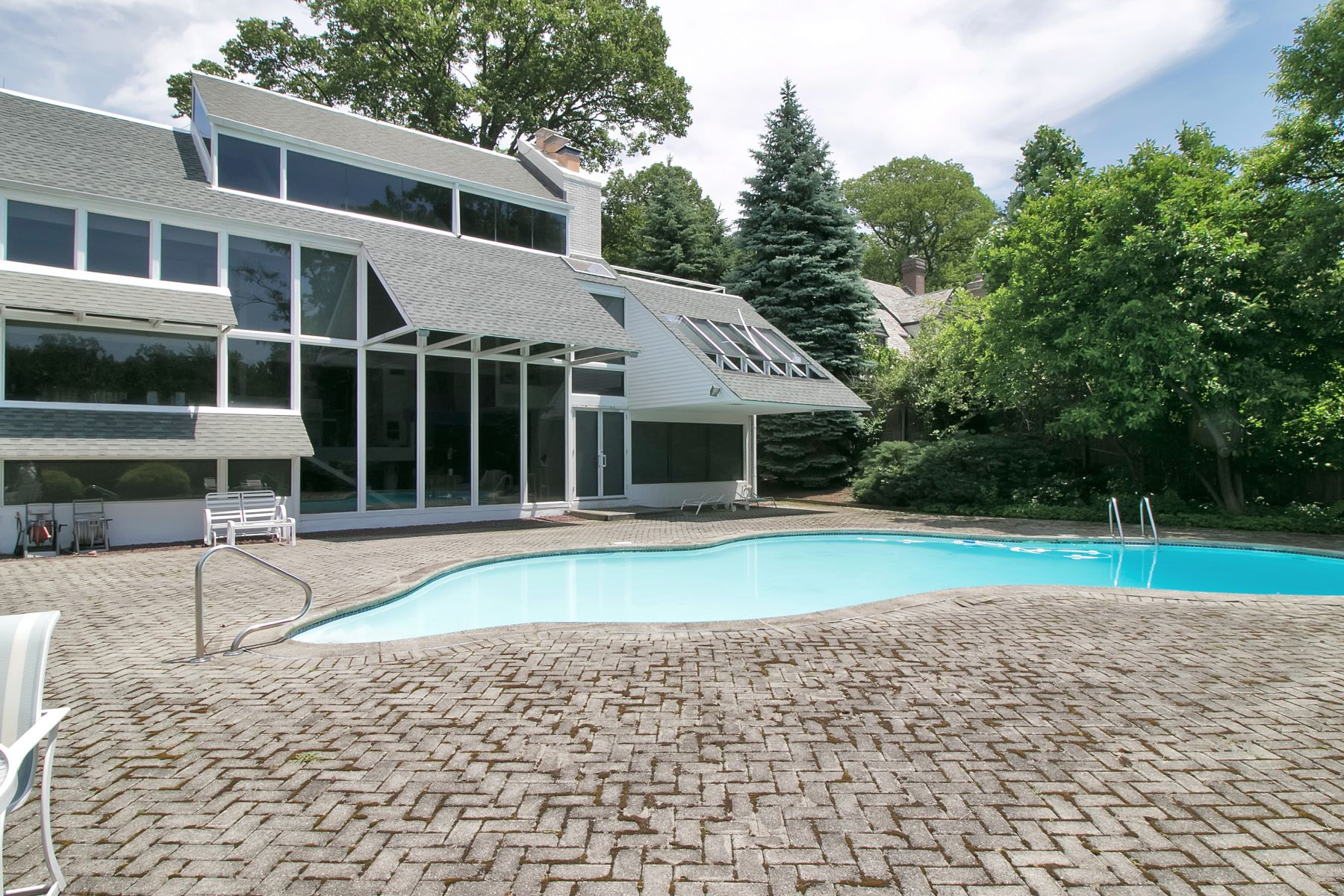 Single Family Home for Sale at Stunning Englewood Contemporary! 550 Illingworth Avenue, Englewood, New Jersey 07631 United States