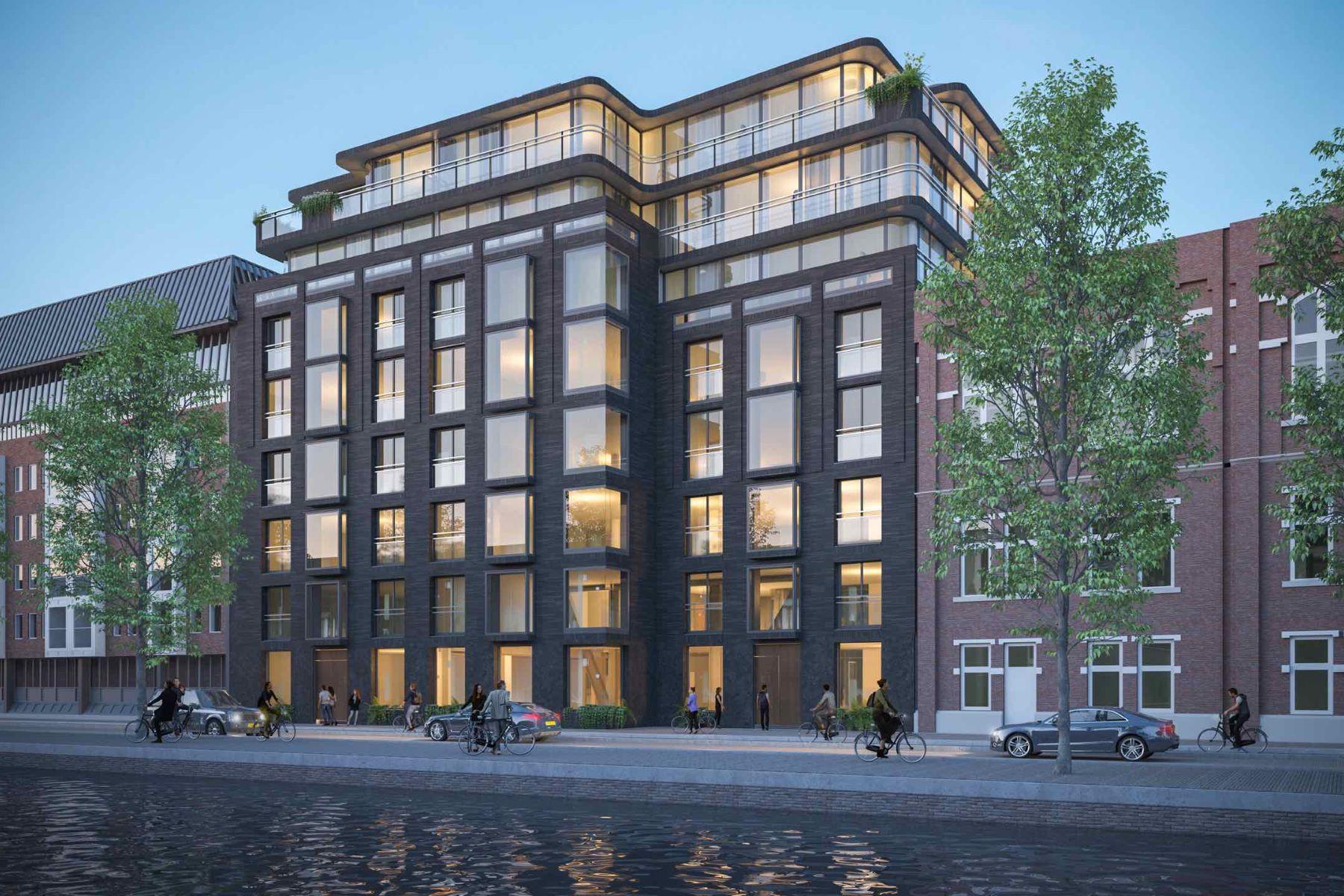 Apartments для того Продажа на Pieter de Hoochstraat 11 D3 Амстердам, North Holland 1071 ED Нидерланды