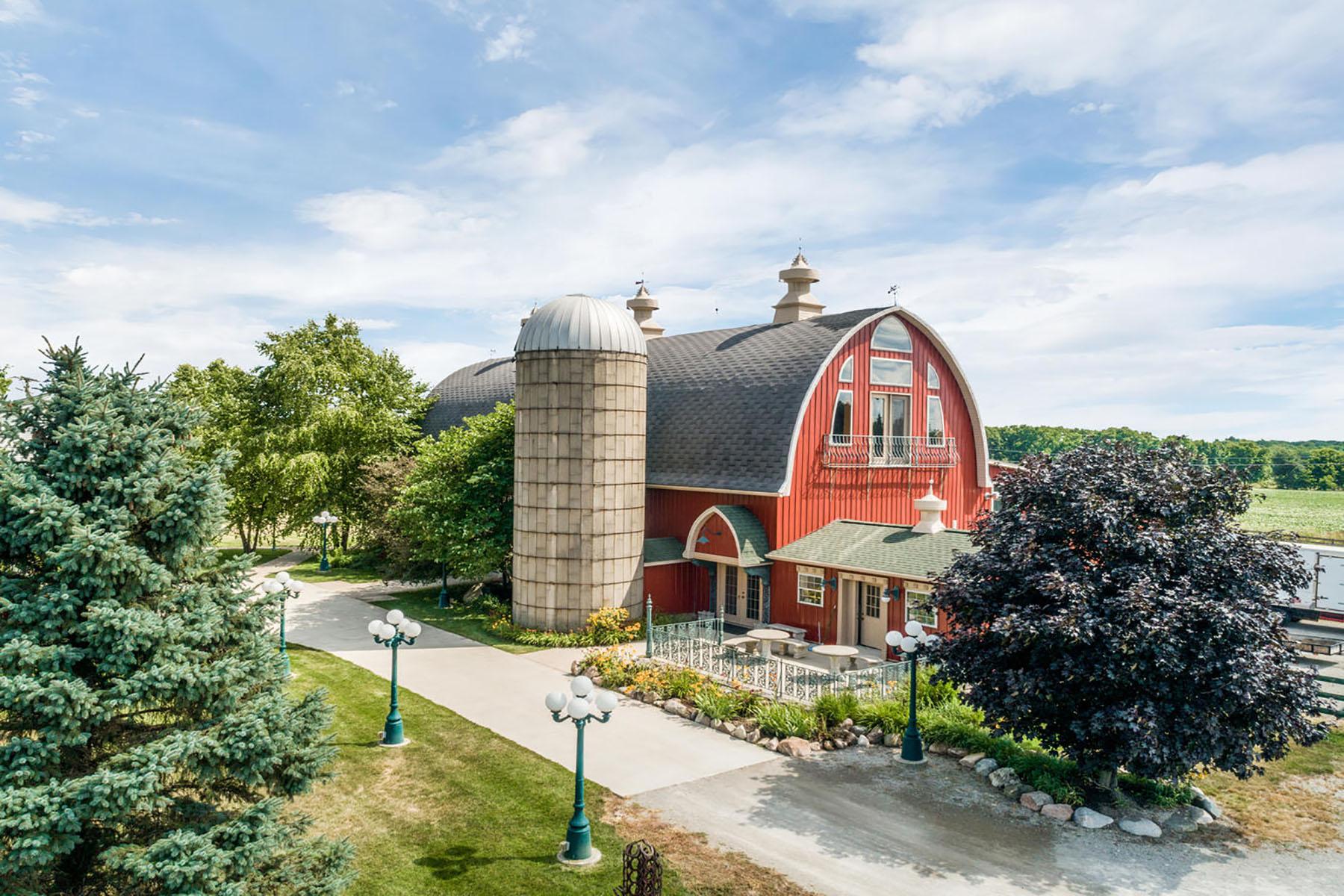 Single Family Homes for Active at Elba Township 2681 Hadley Road Elba Township, Michigan 48446 United States