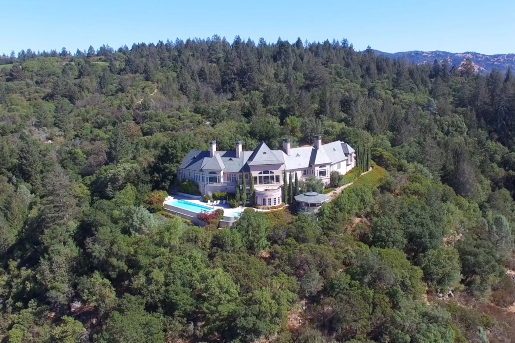 Single Family Home for Sale at 130 Auberge Road St. Helena, California, 94574 United States