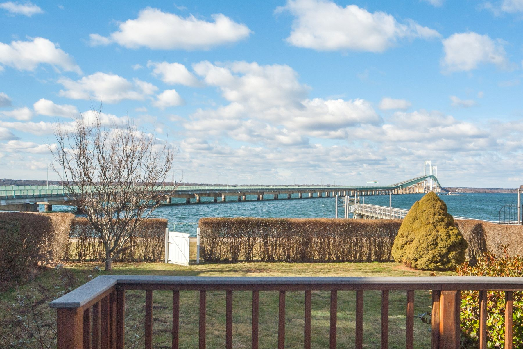 Single Family Home for Sale at Waterfront on Newport Harbor 32 Bayside Avenue Newport, Rhode Island 02840 United States