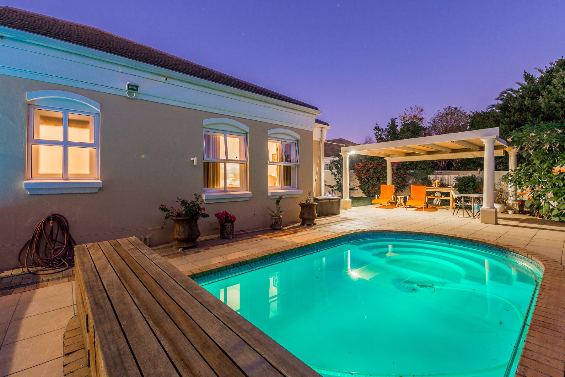 Single Family Home for Sale at Exclusive Estate in Somerset West Somerset West, Western Cape, 7130 South Africa