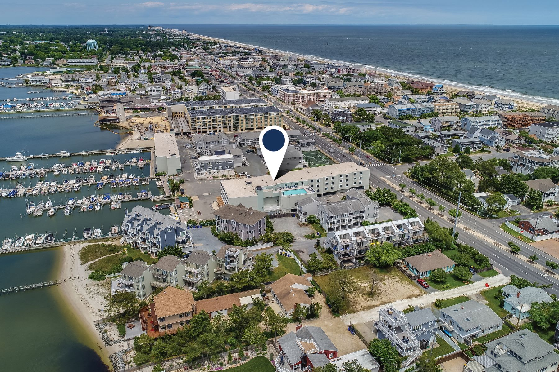 Single Family Homes for Sale at 100 Collins Avenue , 104 Dewey Beach, Delaware 19971 United States