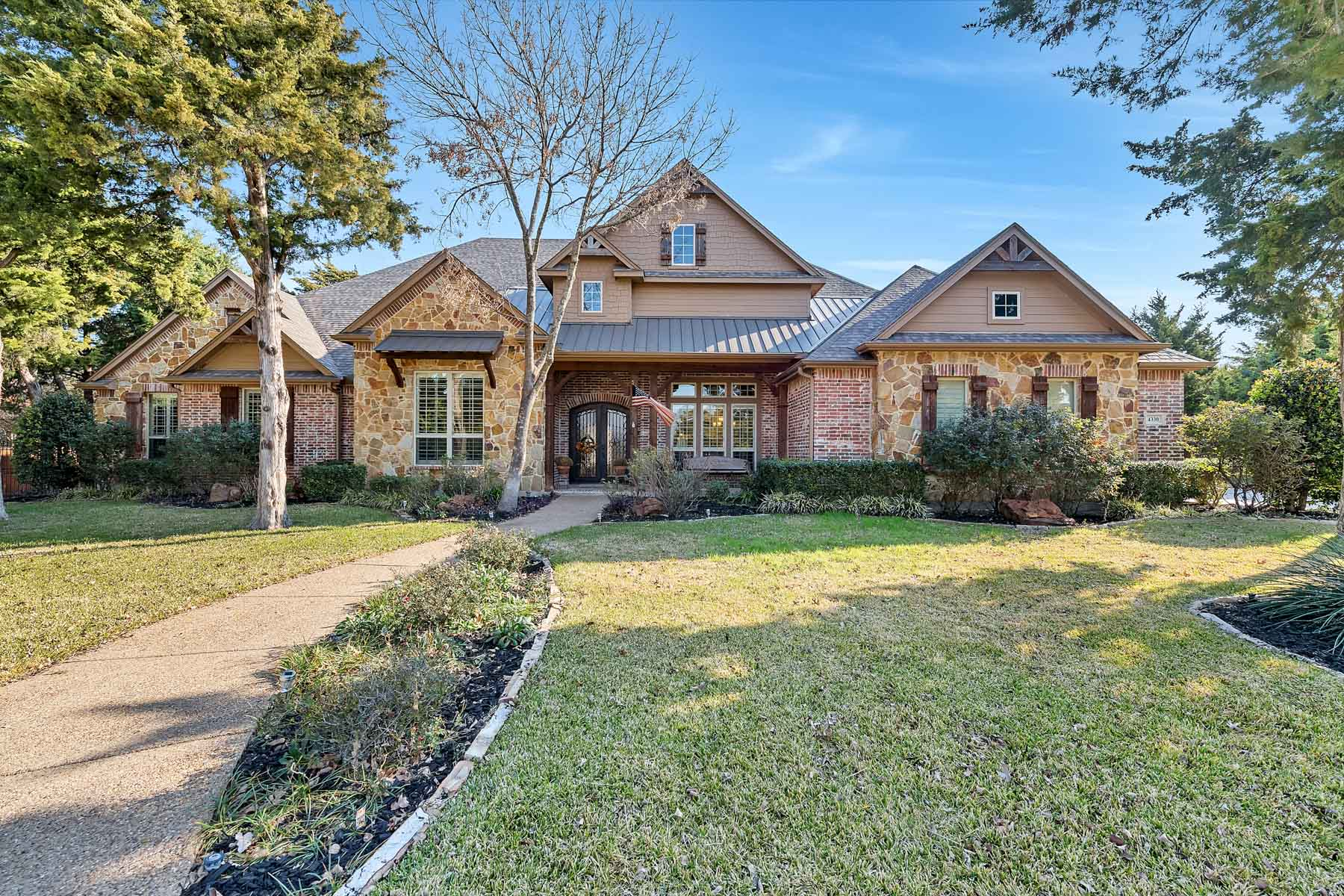 Single Family Home for Sale at 4330 Powers Branch Drive 4330 Powers Branch Drive Midlothian, Texas 76065 United States