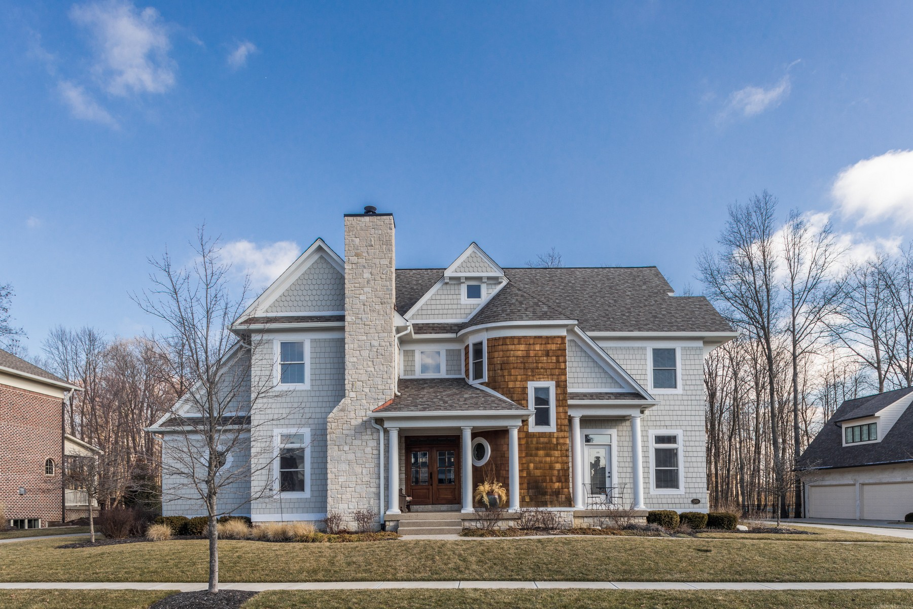 Villa per Vendita alle ore Exquisite 5 Bedroom Home in Village of Westclay 13425 Abercorn Street, Carmel, Indiana, 46032 Stati Uniti