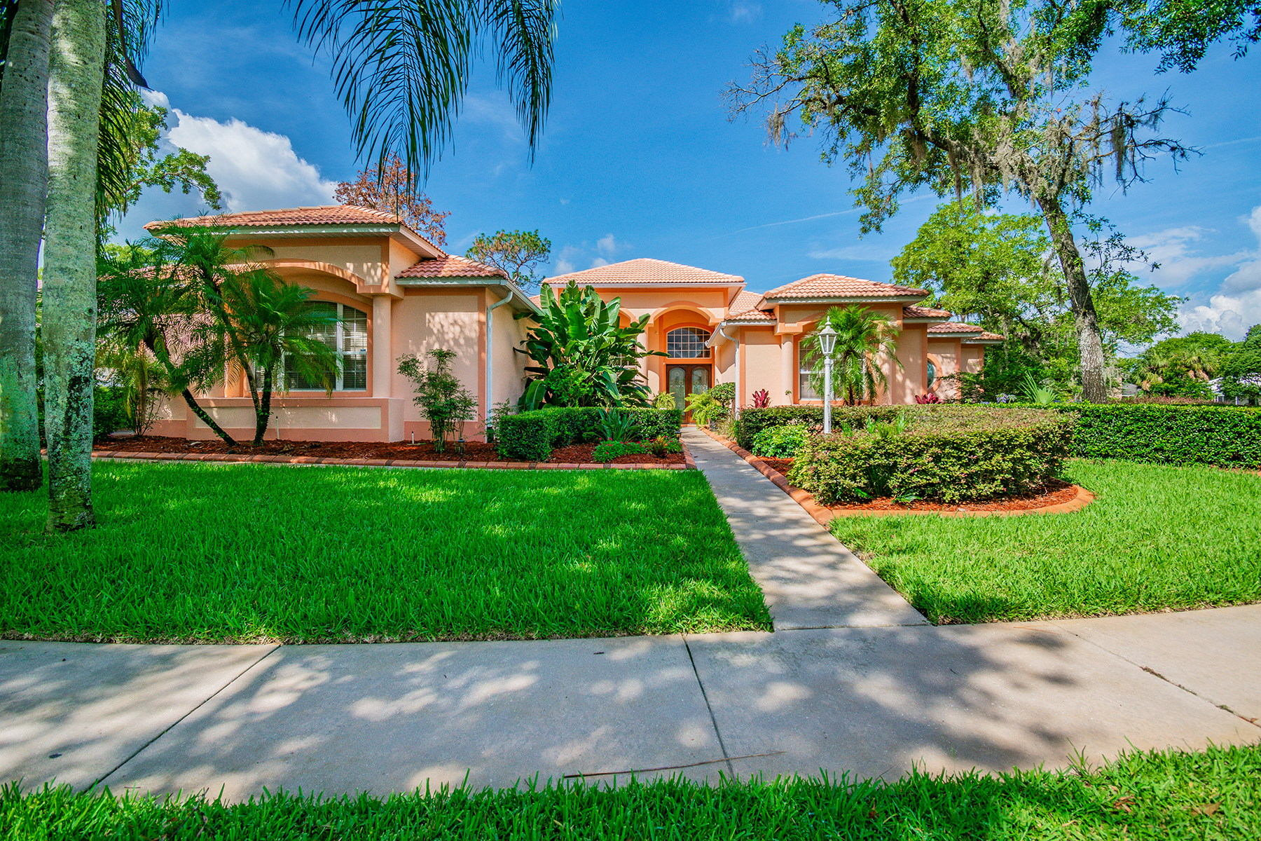 Single Family Homes for Sale at RIVER HILLS 3801 S Nine Dr Valrico, Florida 33596 United States