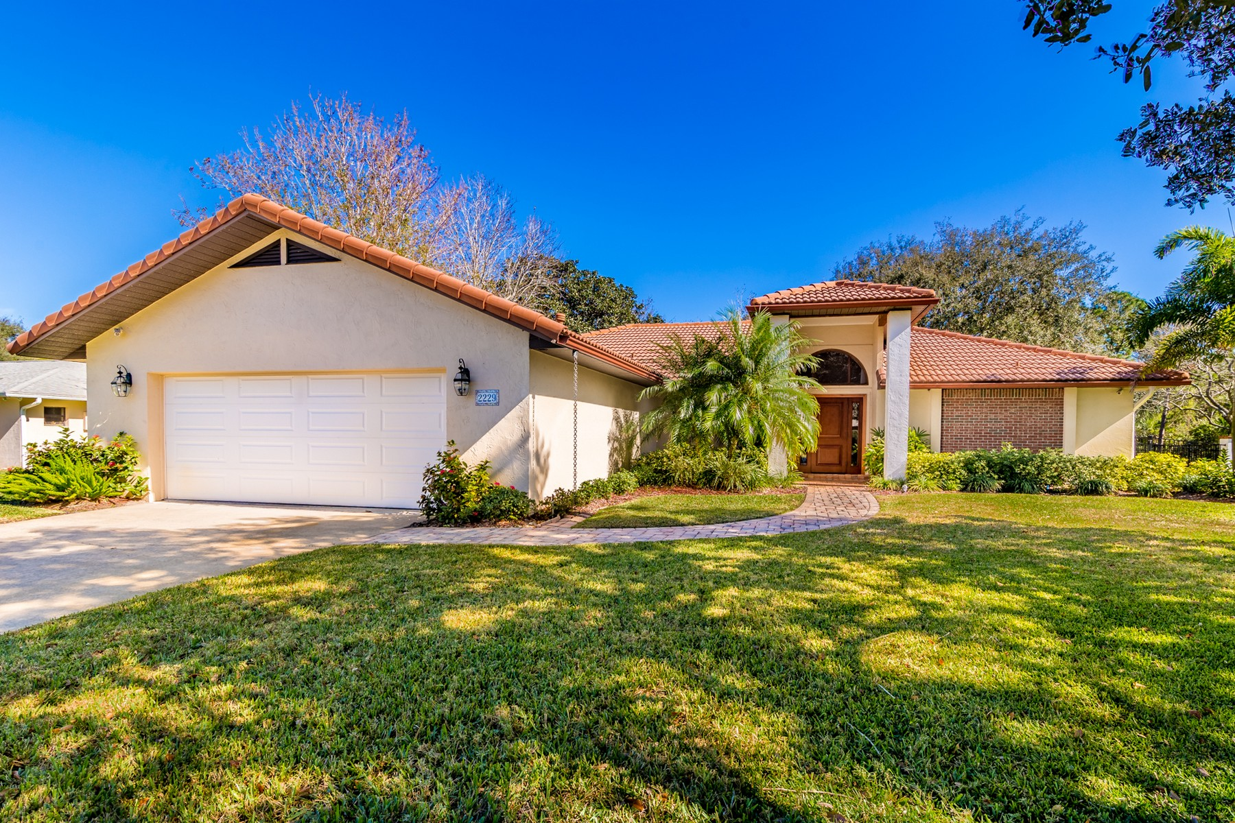 Property for Sale at Updated home on quiet street in convenient Melbourne location 2229 Woodlawn Circle Melbourne, Florida 32934 United States