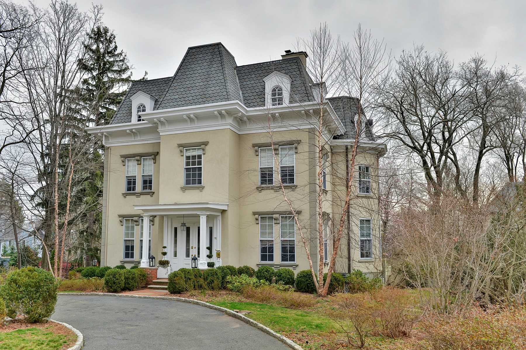 Single Family Home for Sale at GRAND EMPIRE VICTORIAN 95 South Mountain Avenue, Montclair, New Jersey 07042 United States