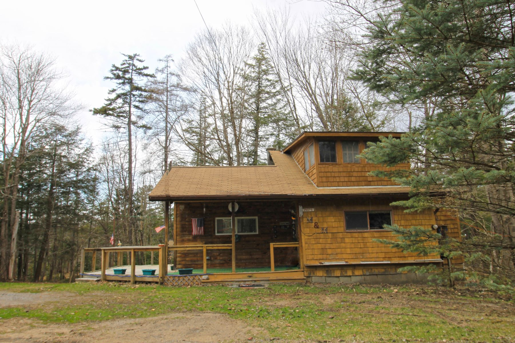 Single Family Homes for Active at Year-Round Bungalow 14079 NYS Route 28 Forestport, New York 13338 United States