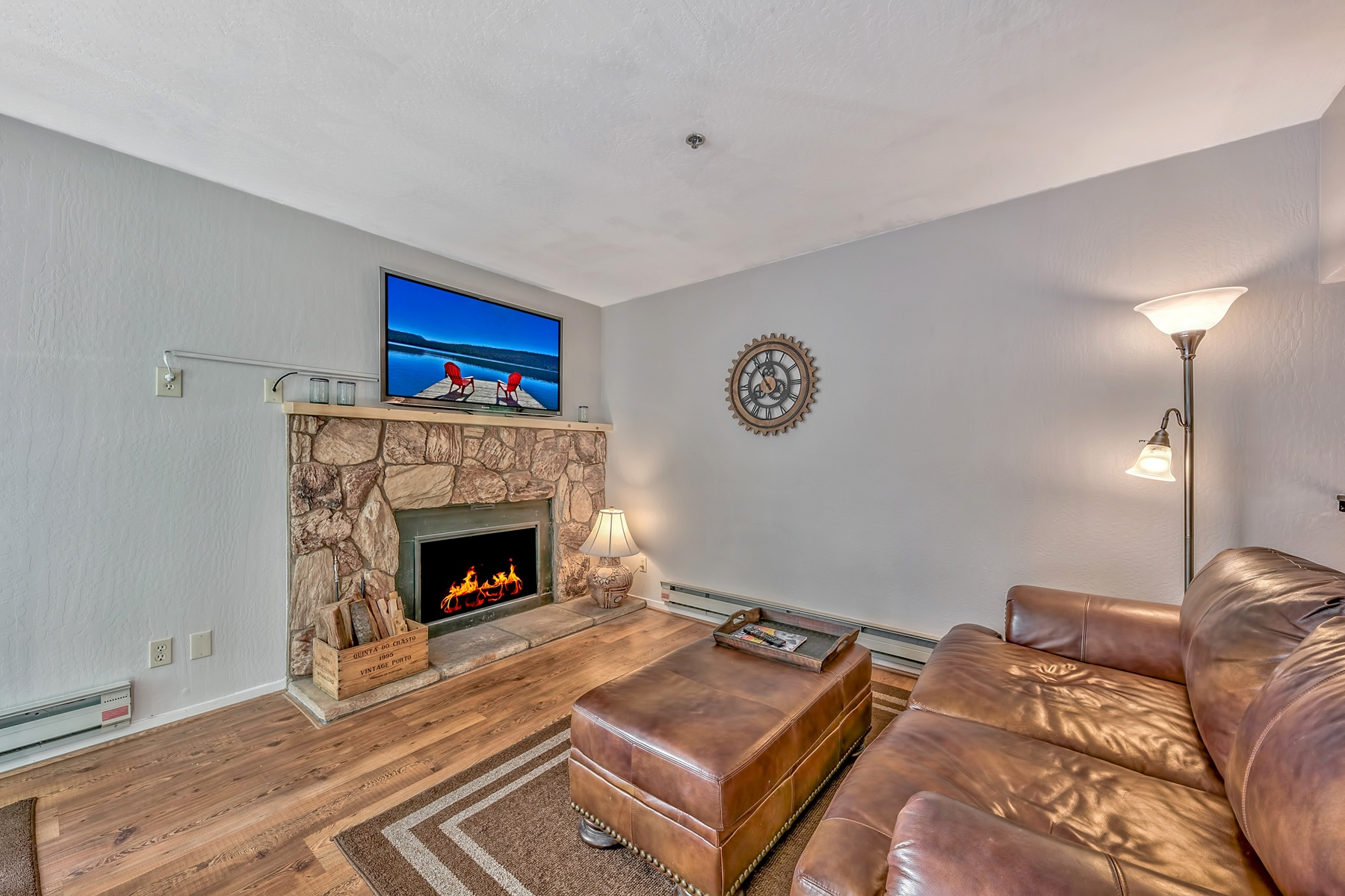 Condominium for Active at 313 Tramway Drive #18, Stateline, NV 89449 313 Tramway Drive #18 Stateline, Nevada 89449 United States