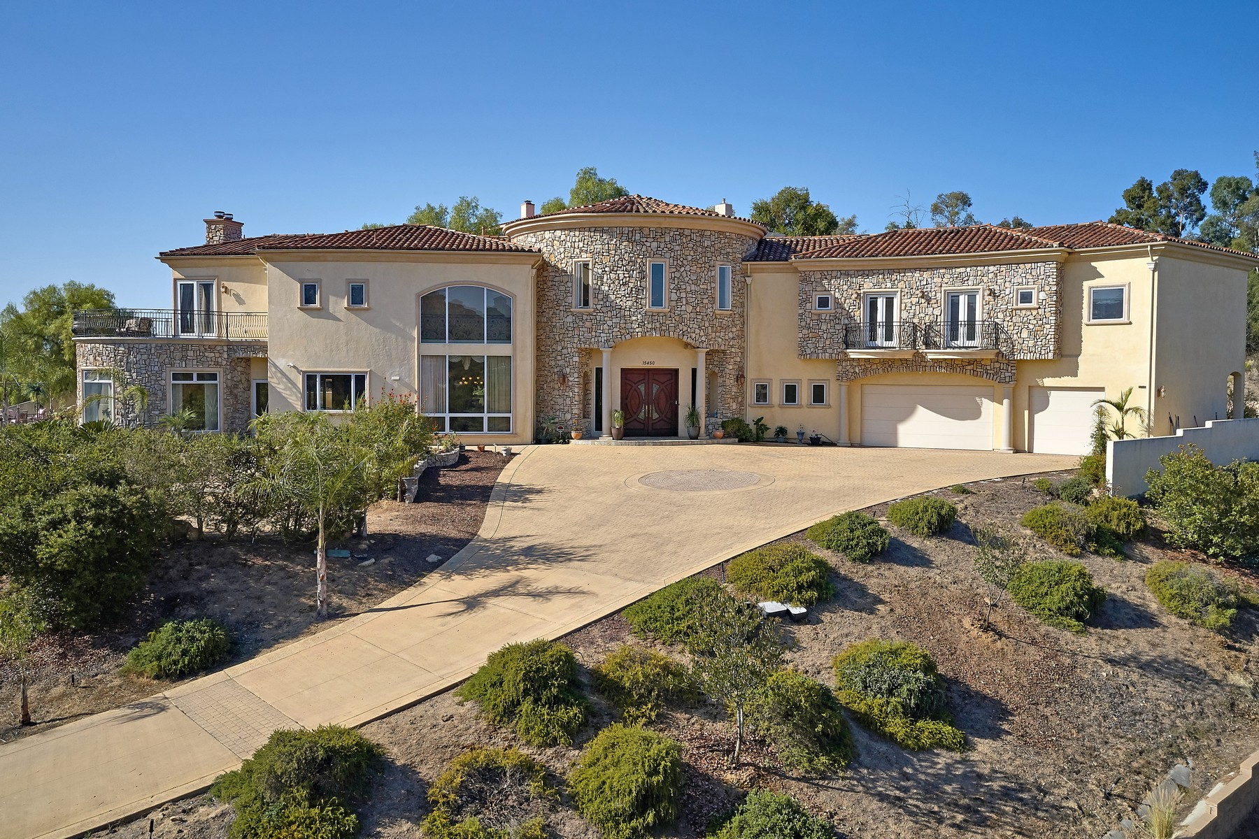 Single Family Homes for Sale at 15450 Markar Rd Poway, California 92064 United States