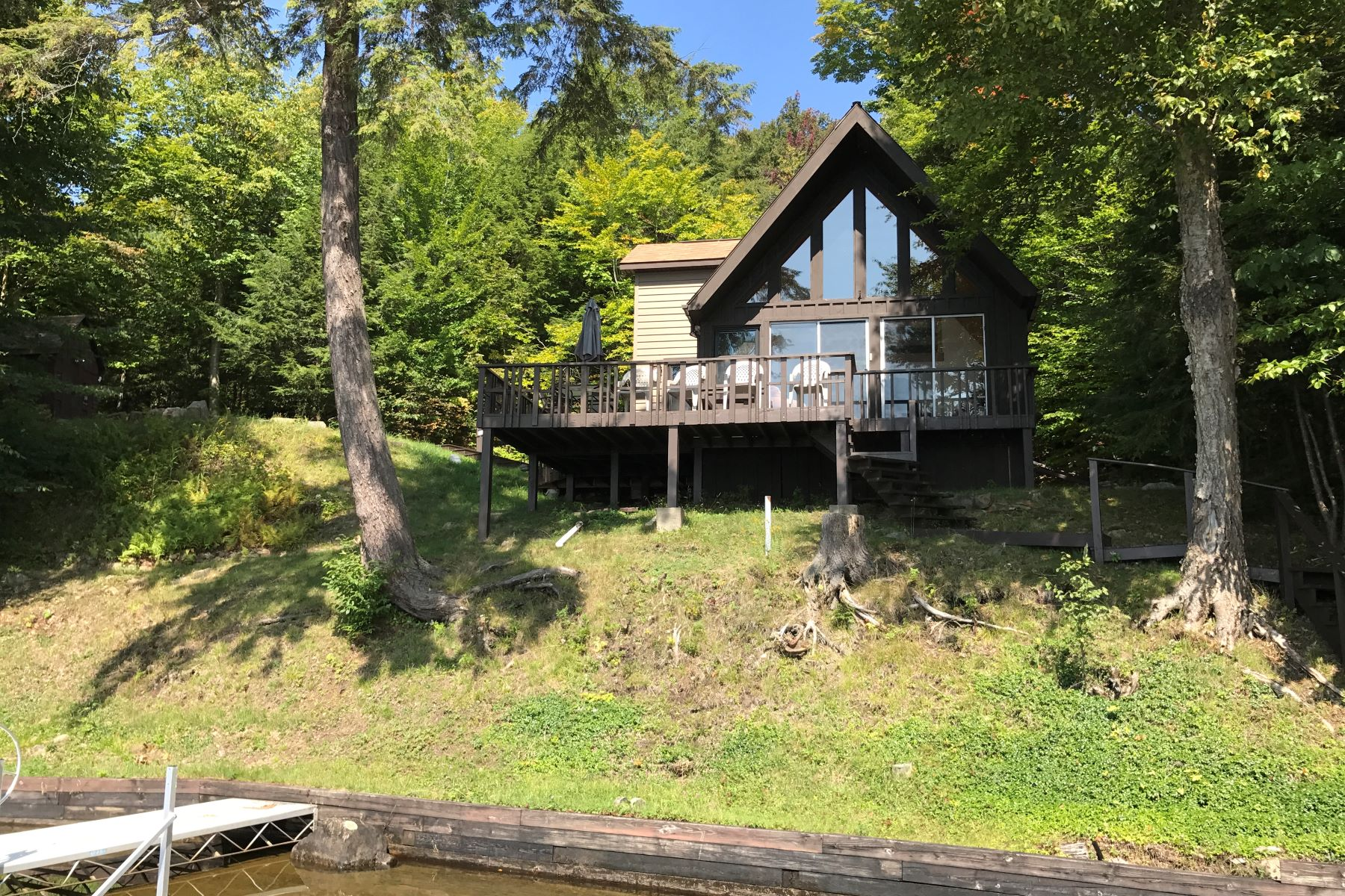 Single Family Home for Sale at Sun Drenched Views 4842 State Route 28 Old Forge, New York 13420 United States
