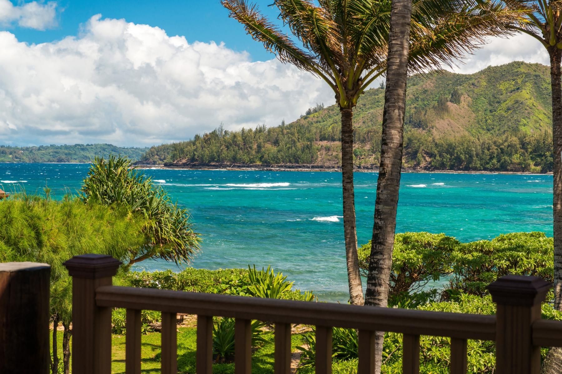 多户住宅 为 销售 在 Hale Lilikoi 5709-A Kuhio Avenue #2, 晗纳莱伊, 夏威夷, 96714 美国