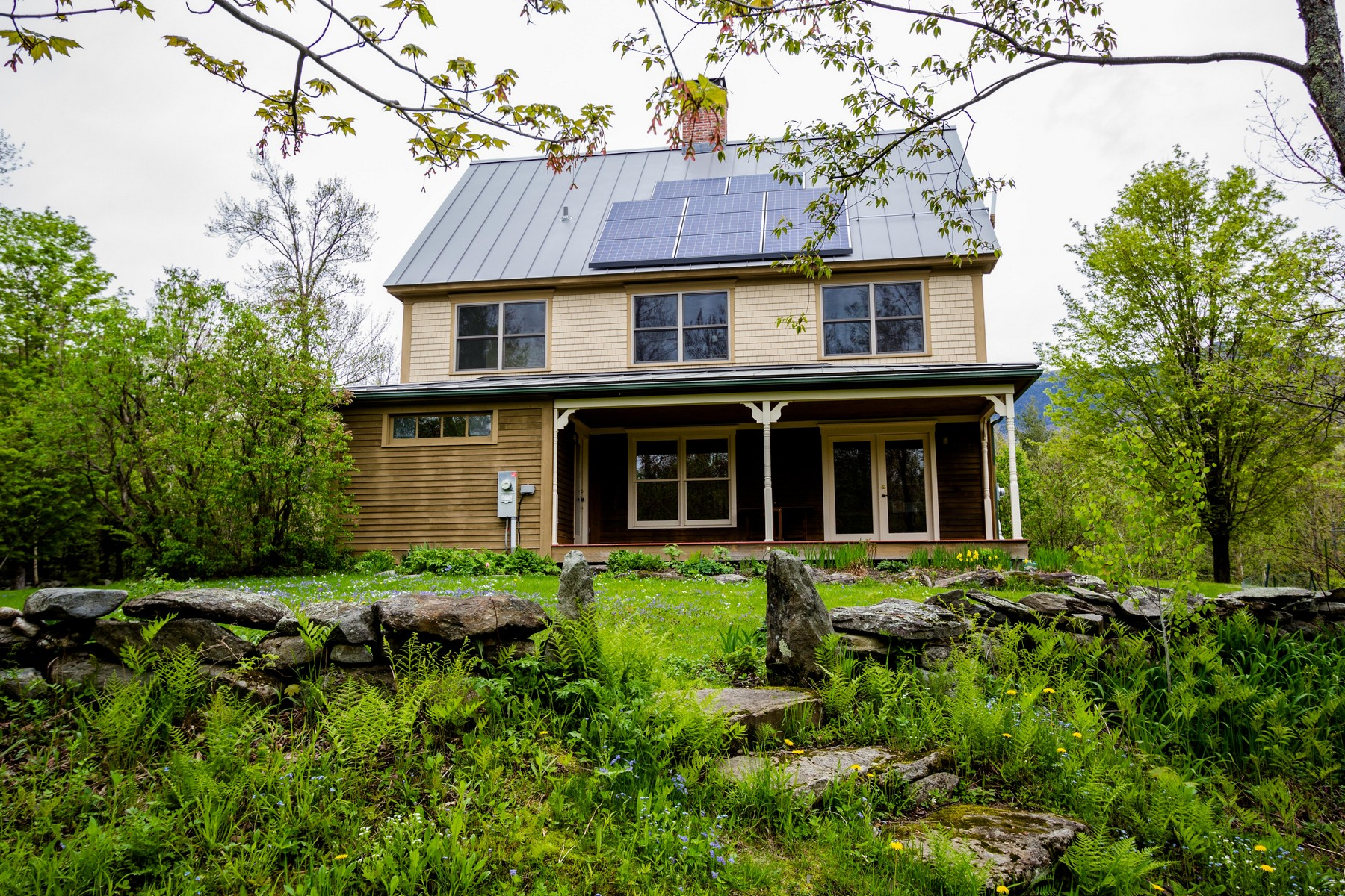 single family homes for Sale at 122 Mountain Road, Underhill 122 Mountain Rd Underhill, Vermont 05489 United States