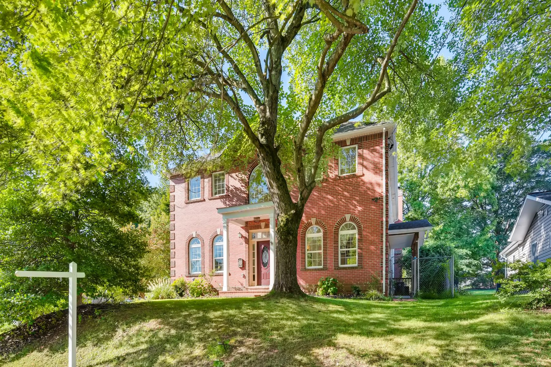 Single Family Homes for Active at 13 Tollgate Road Owings Mills, Maryland 21117 United States