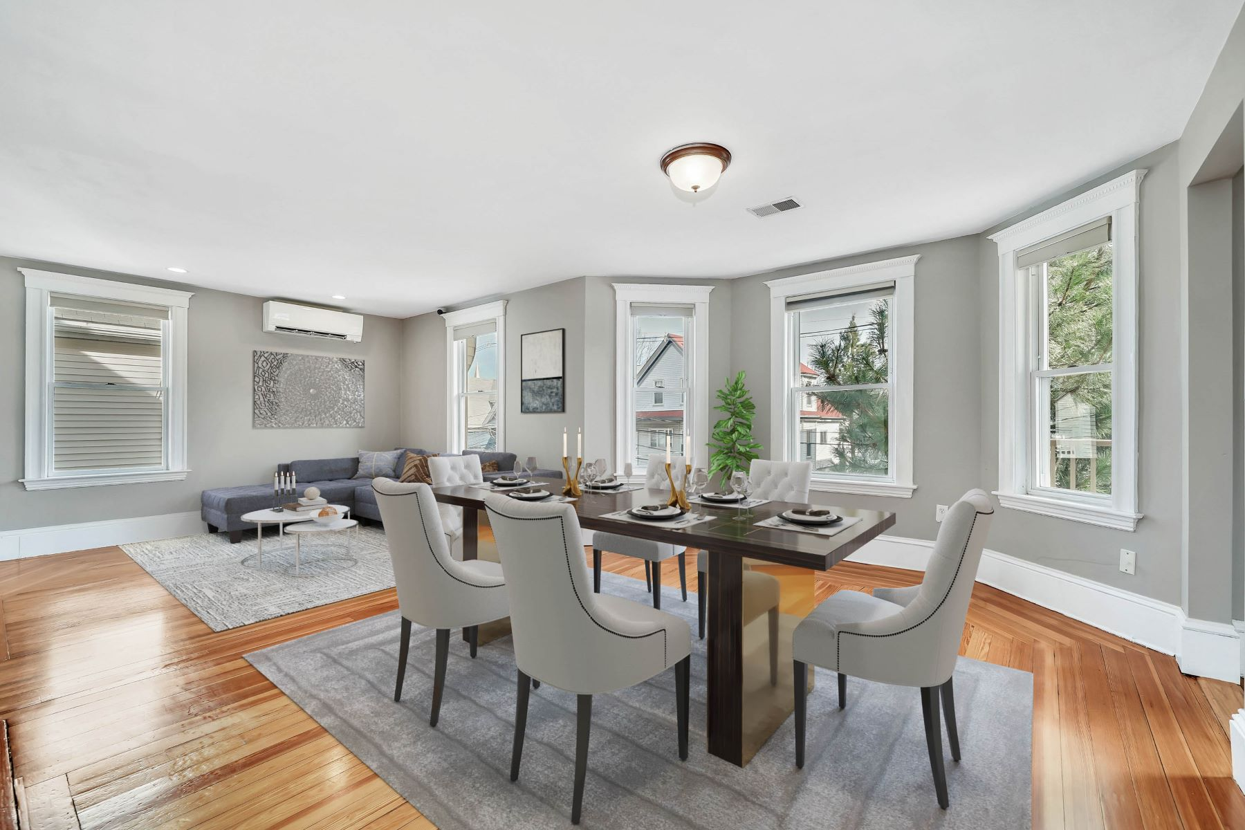 Duplex Homes 为 销售 在 20 Pearson Road - Unit B Somerville, 马萨诸塞州 02144 美国