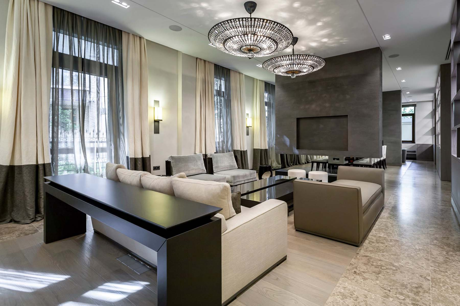 Apartments for Sale at TWO-LEVEL DUPLEX ON PATRIARISH PONDS Moscow, Moscow Russia