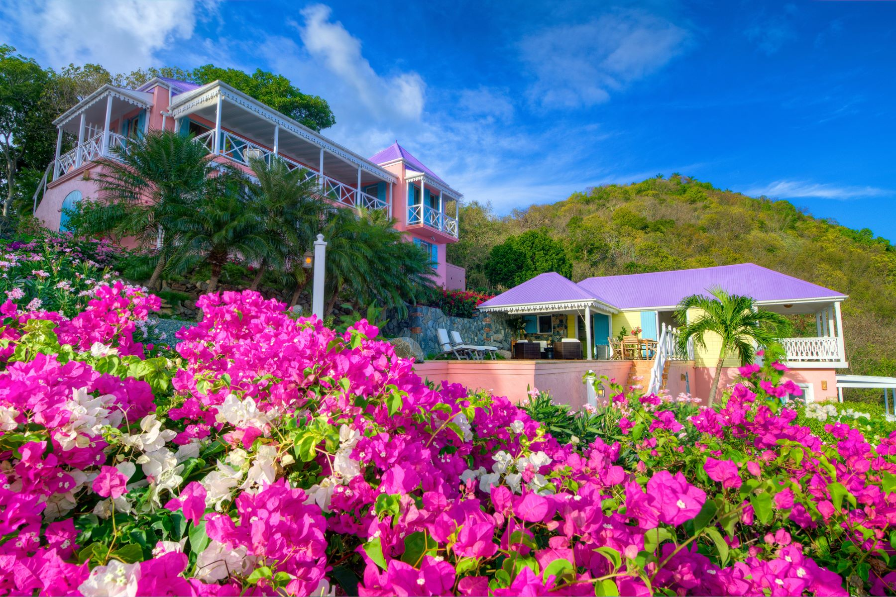 واحد منزل الأسرة للـ Sale في South Watch Belmont, Tortola British Virgin Islands