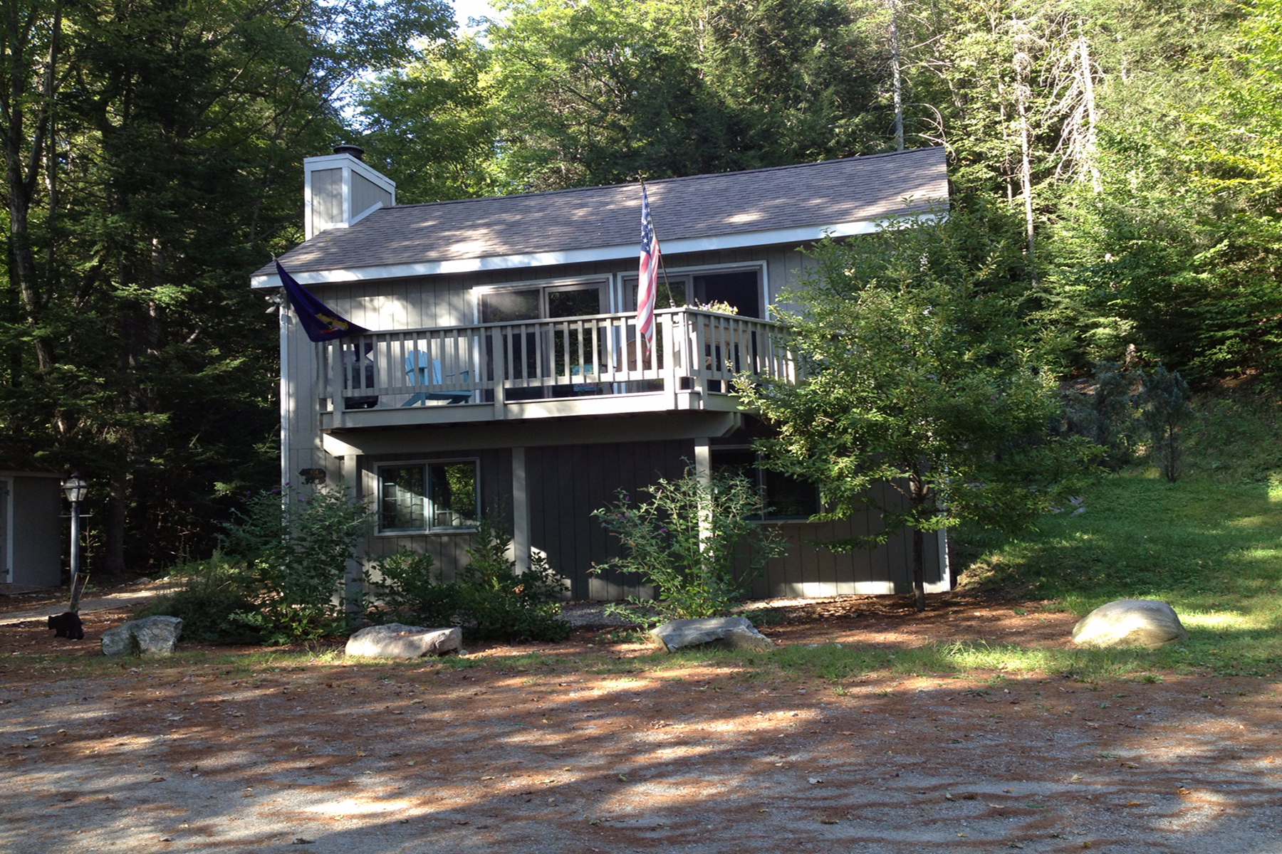 Single Family Home for Sale at 634 Derry Woods Road, Londonderry 634 Derry Woods Rd Londonderry, Vermont 05148 United States