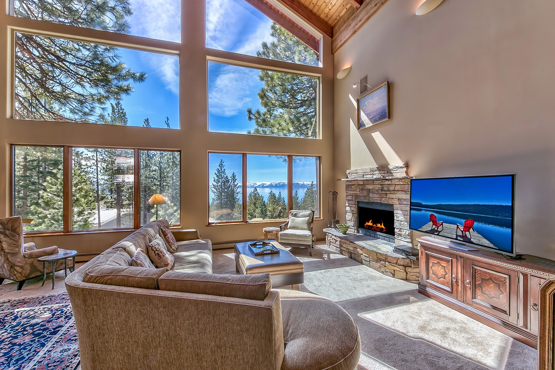 Single Family Home for Sale at 619 Lariat Circle Incline Village, Nevada, 89451 Lake Tahoe, United States