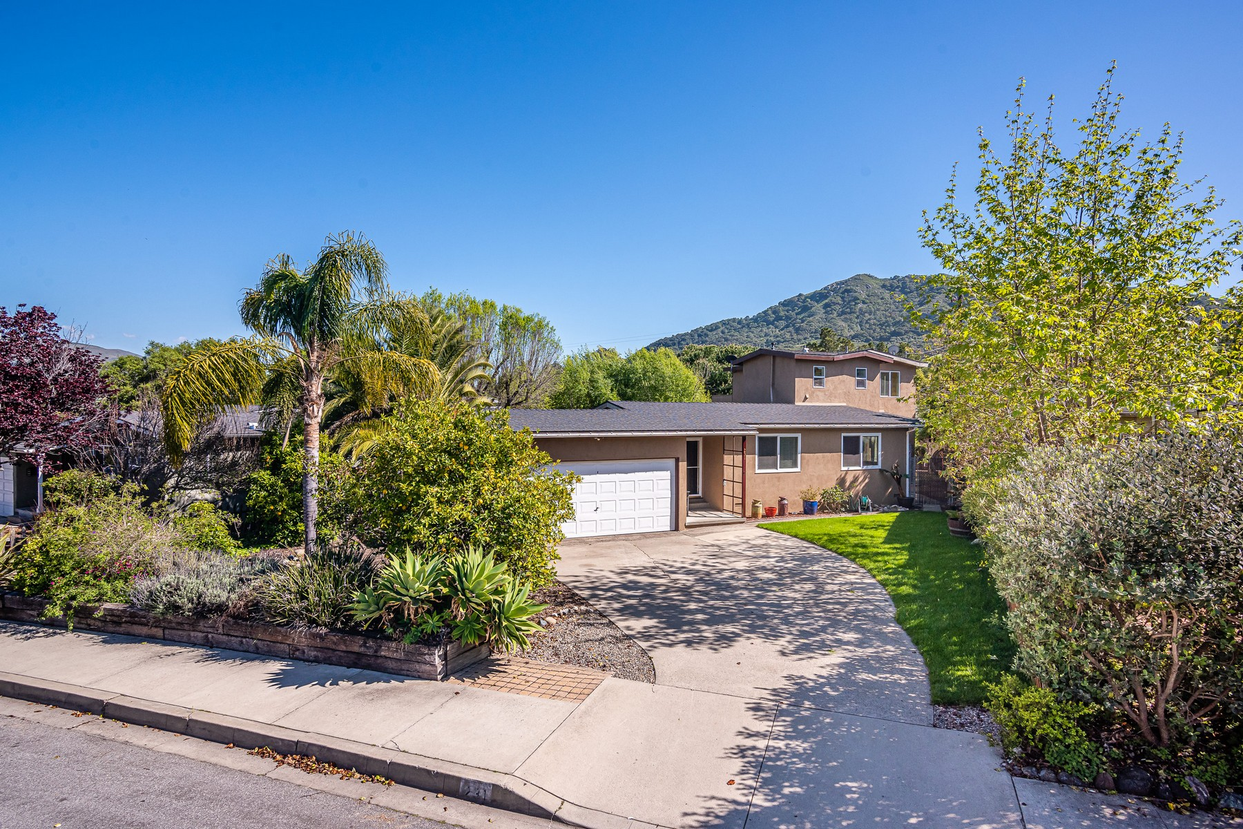 Single Family Homes for Sale at Ferrini Heights Home with Views 231 Craig Way San Luis Obispo, California 93405 United States