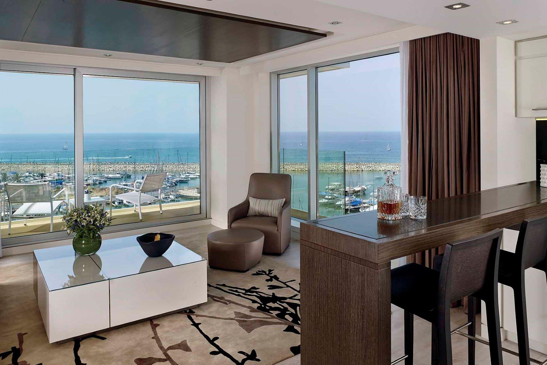Wohnung für Verkauf beim Ritz-Carlton Residences Herzliya Luxury Apartment Herzliya, Israel Israel