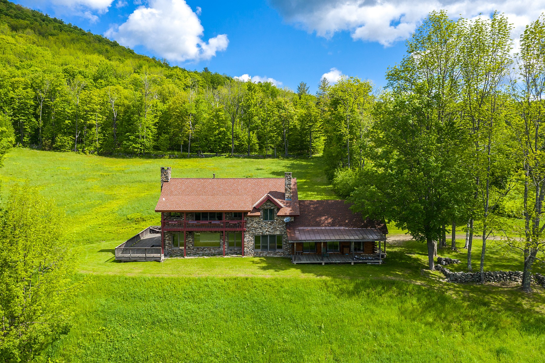 single family homes for Sale at 231 Christmas Tree Farm Rd, Chester 231 Christmas Tree Farm Rd Chester, Vermont 05143 United States