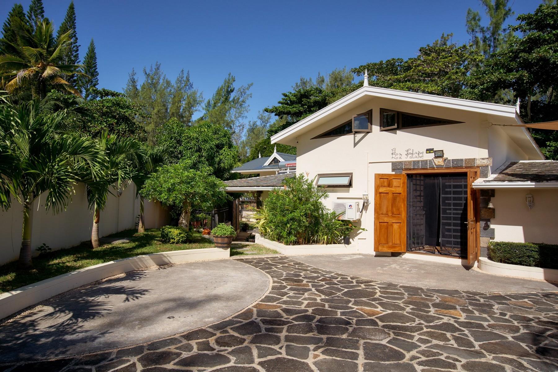 Single Family Homes för Försäljning vid La Falaise Souillac, Savanne Mauritius